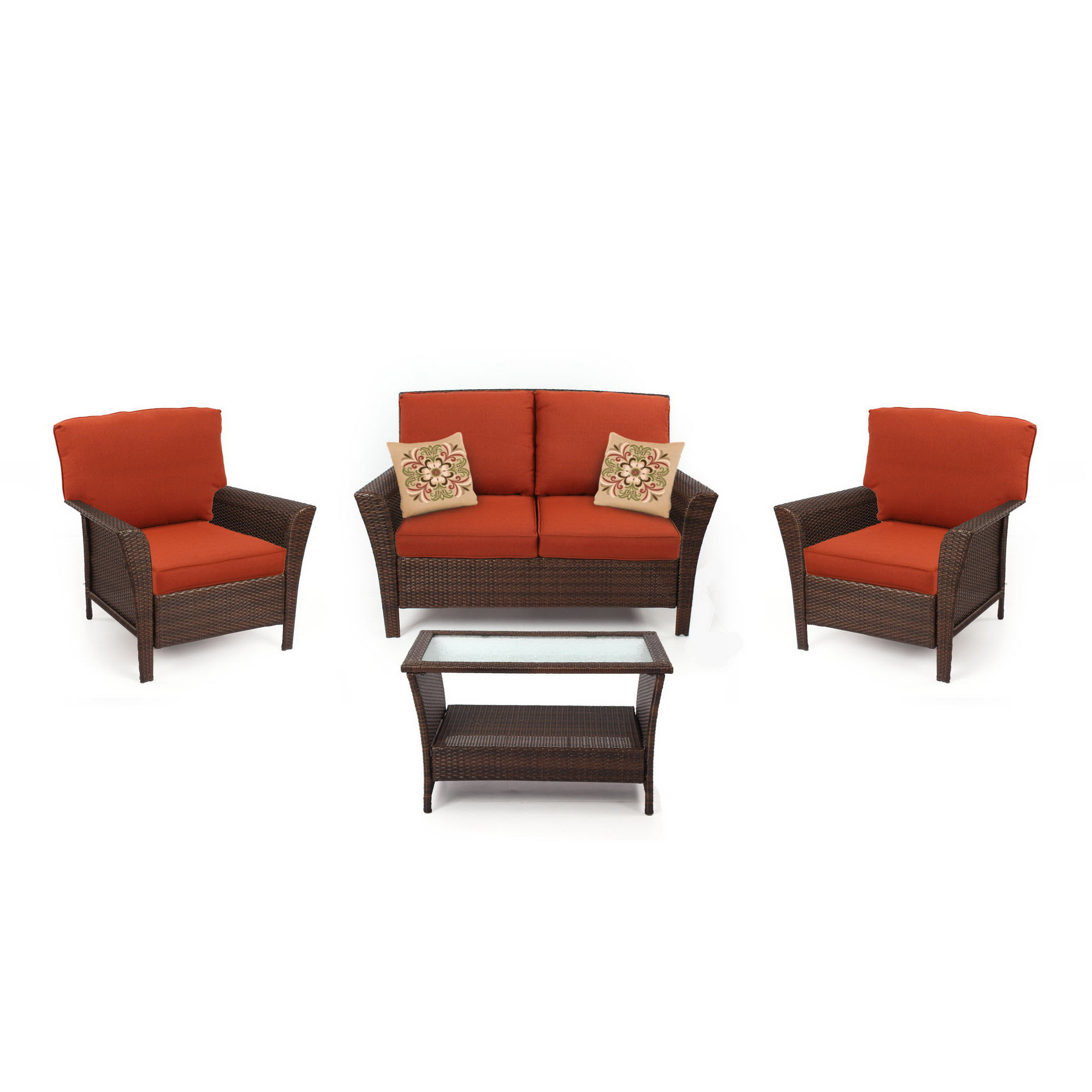 OUTDOOR TY PENNINGTON STYLE PARKSIDE DEEP SEATING SET