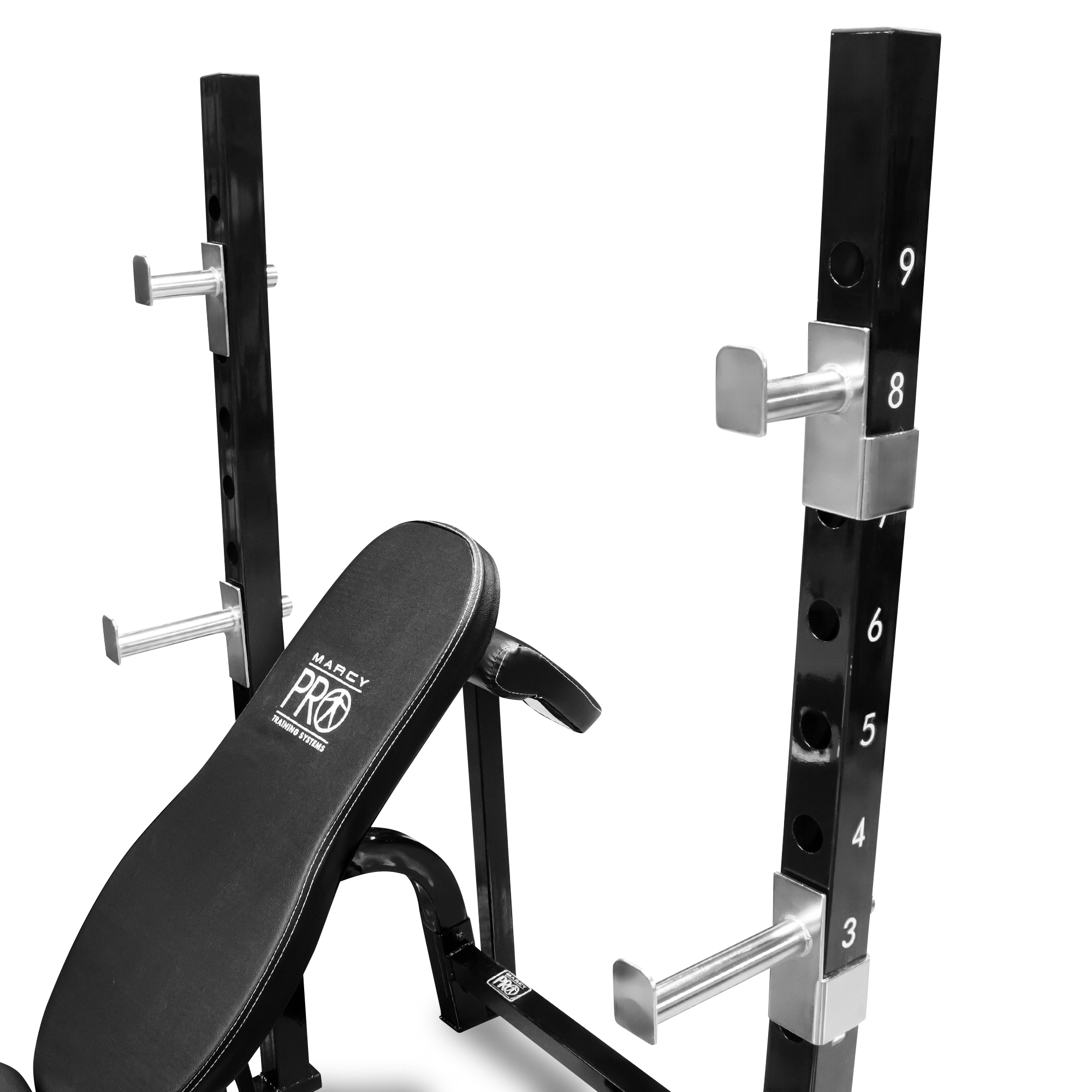 Marcy Two Piece Olympic Bench Fitness Amp Sports Fitness