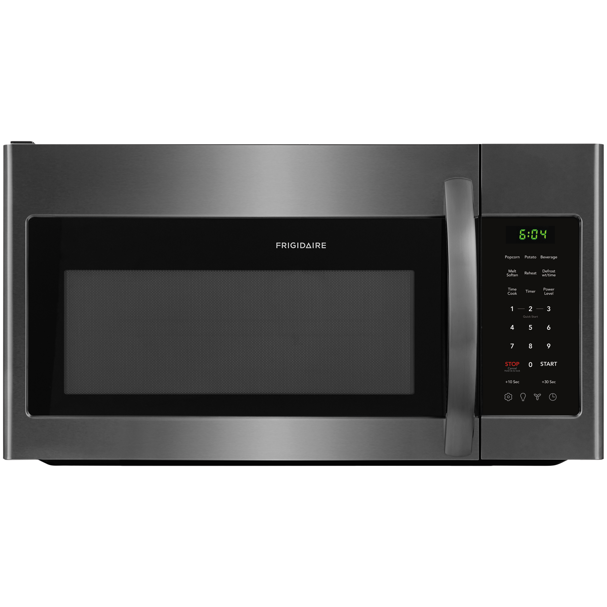 frigidaire ffmv1846vd 1 8 cu ft over the range microwave oven black stainless