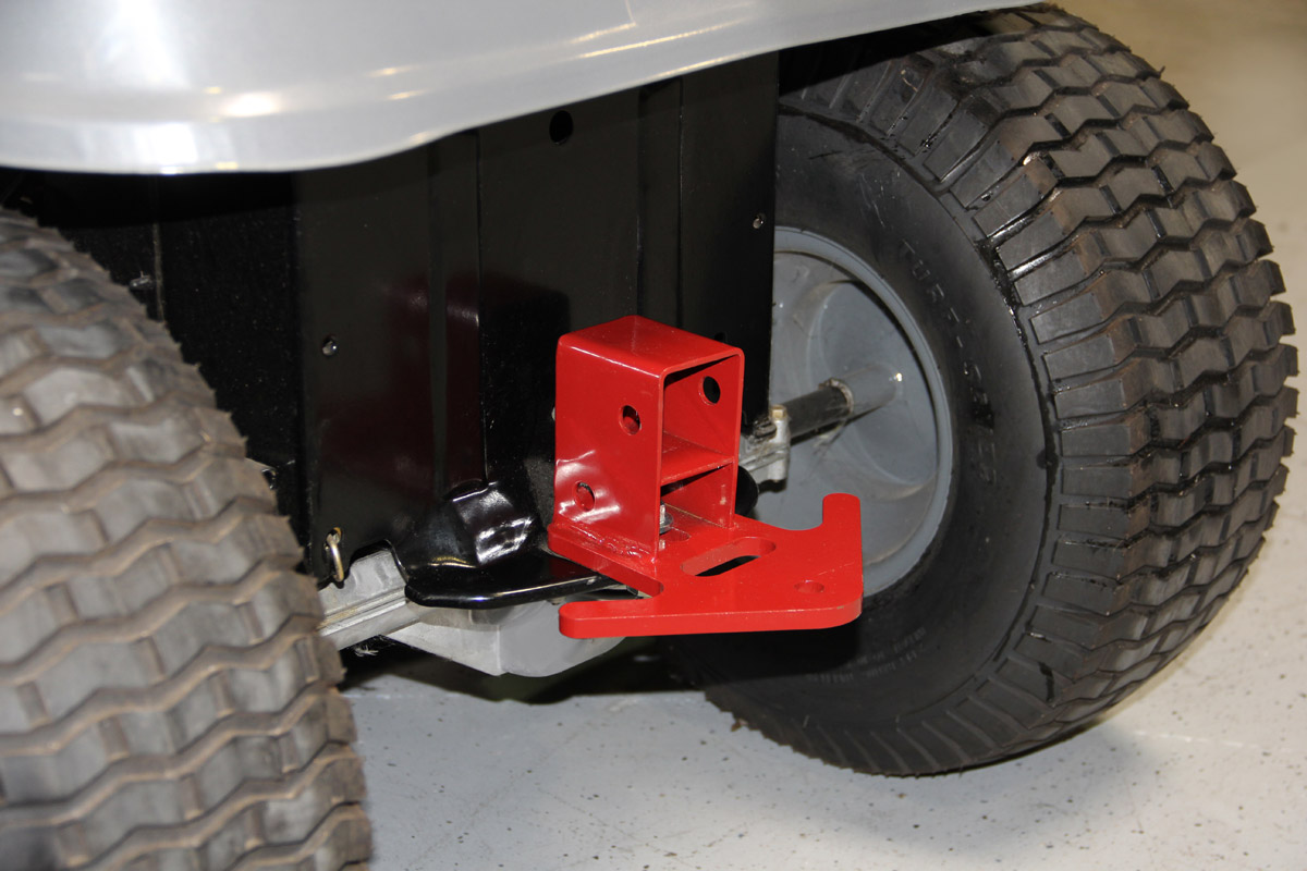 MoJack 48401 MH Hitch Plus Multi Use Hitch