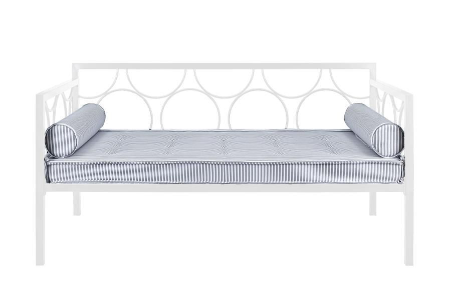Dorel Rebecca Metal Daybed Multiple Colors Dorel Home Furnishings Dorel Rebecca Metal Daybed Multiple Colors 4