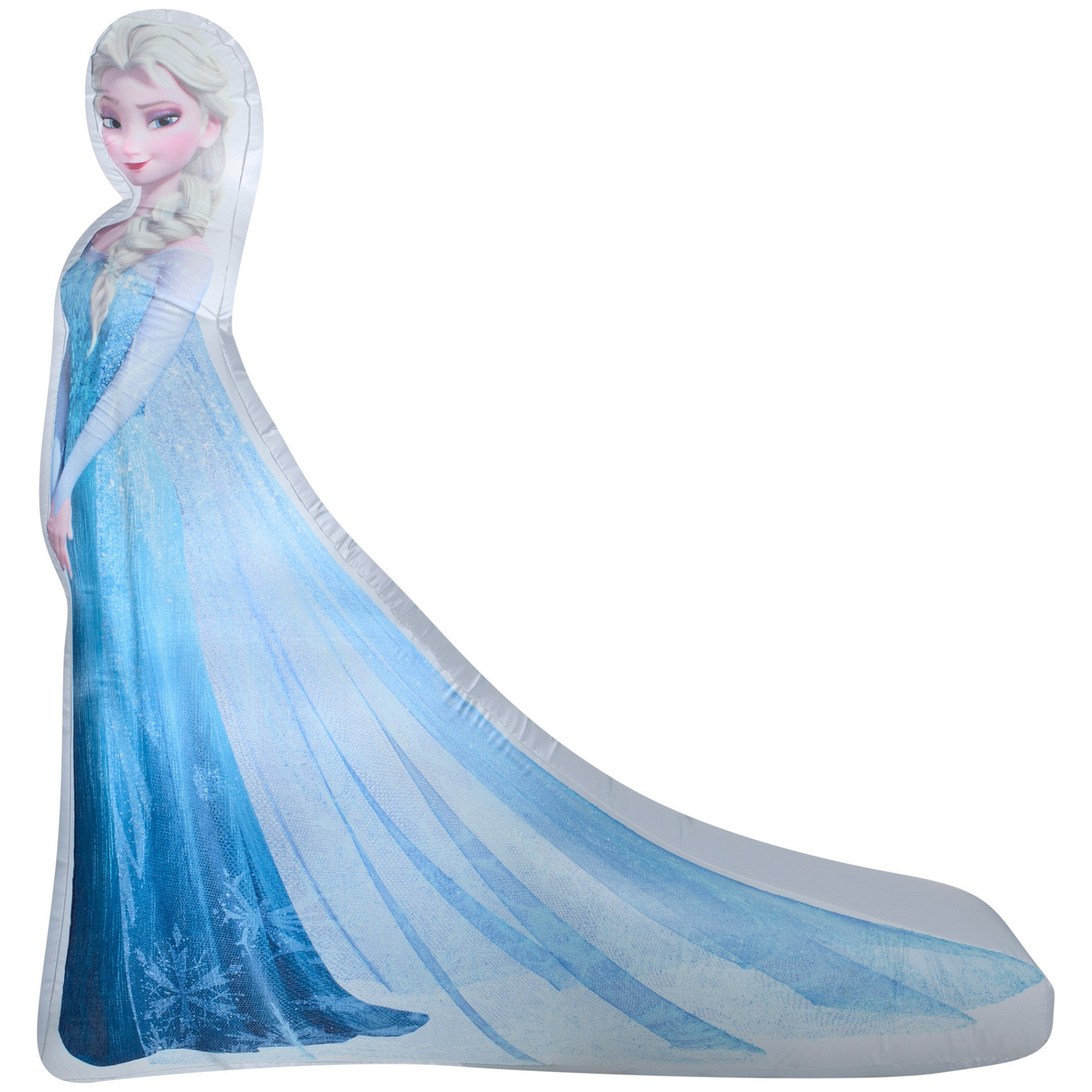 Disney 5 Elsa Photorealistic Airblown Lighted Inflatable