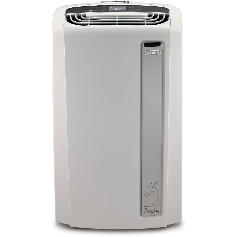 DeLONGHI PAC AN140HPEWC Pinguino 14000 BTU Whisper Quiet Portable Air Conditioner With Heat