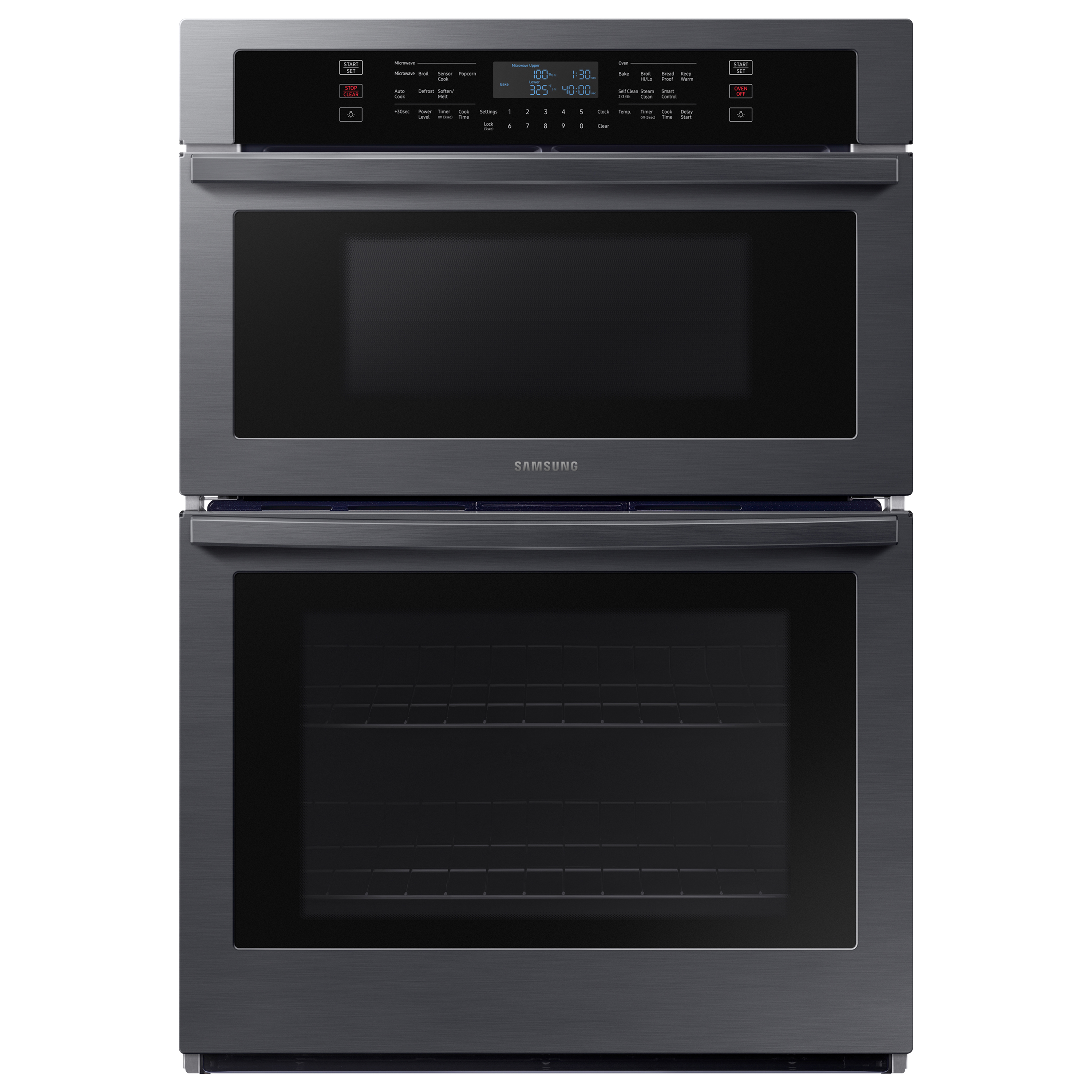 wall ovens microwave oven combination