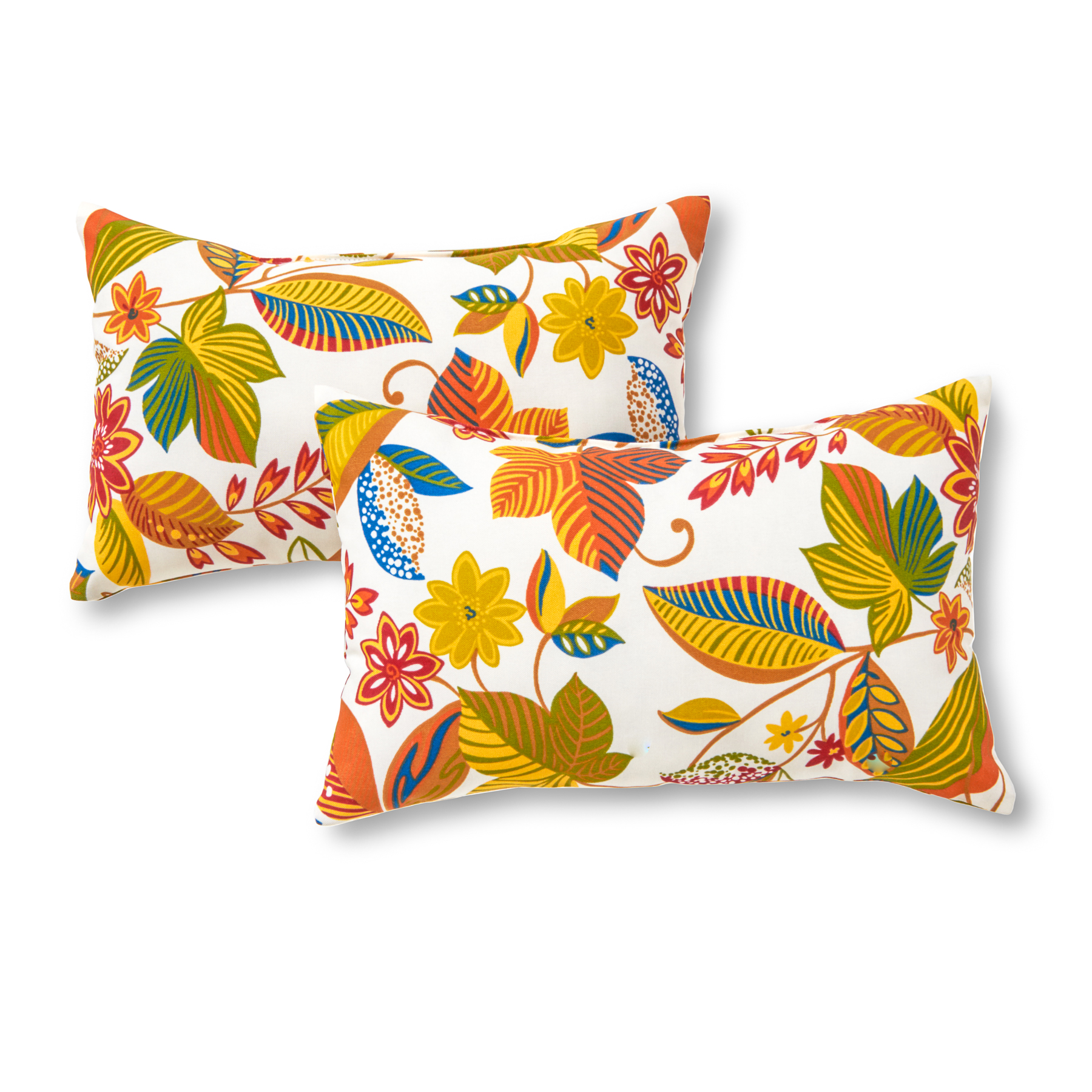 Kmart Flower Print Pillows Gardening Flower And Vegetables