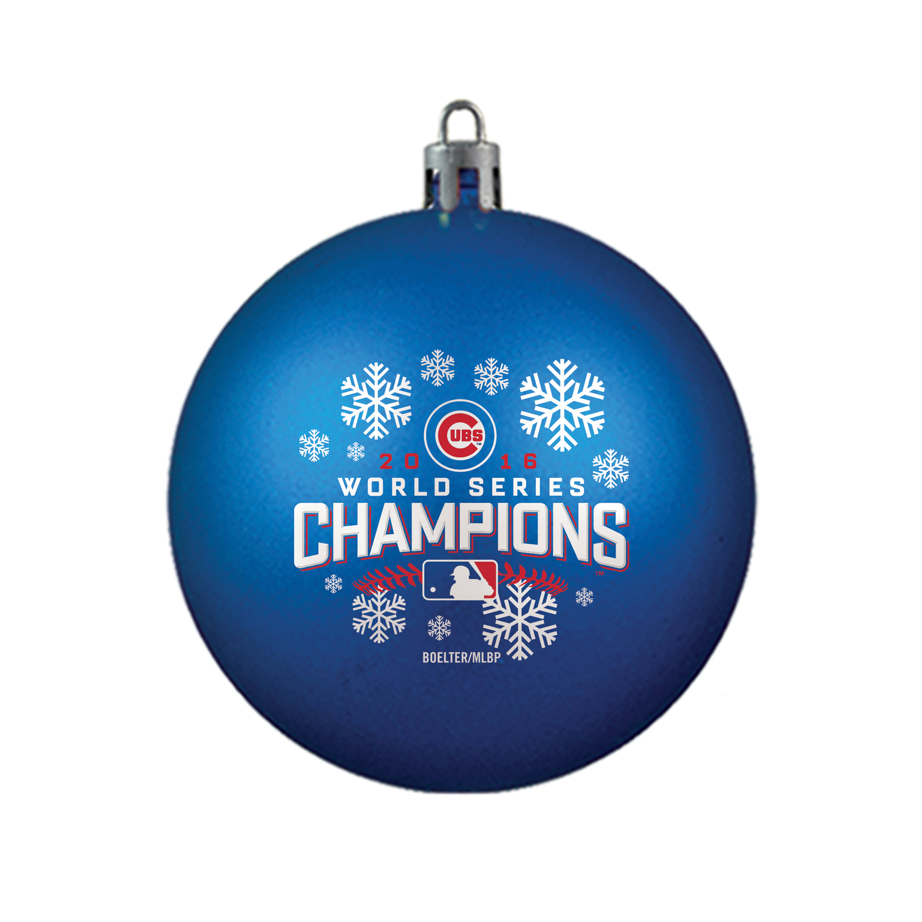 MLB 2016 World Series Champions Ornament Chicago Cubs