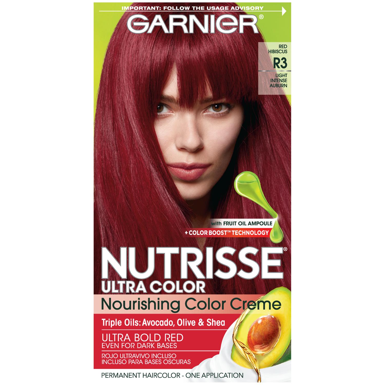 Garnier R3 Light Intense Auburn Ultra Color Nourishing