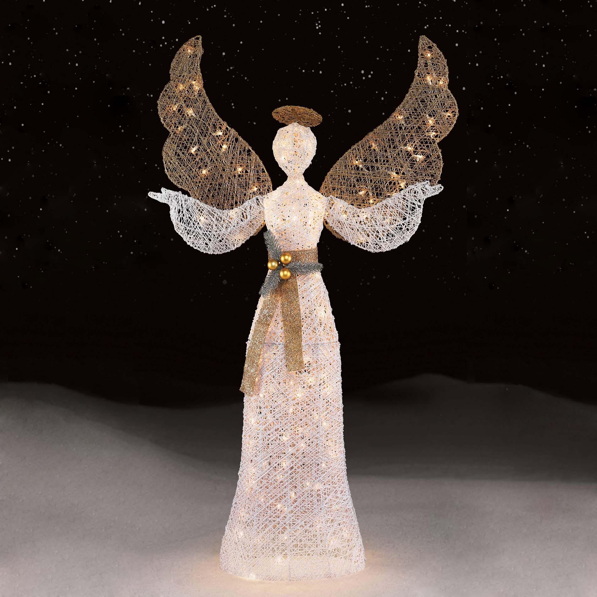 Trim A Home 56 150ct White Angel Seasonal Christmas