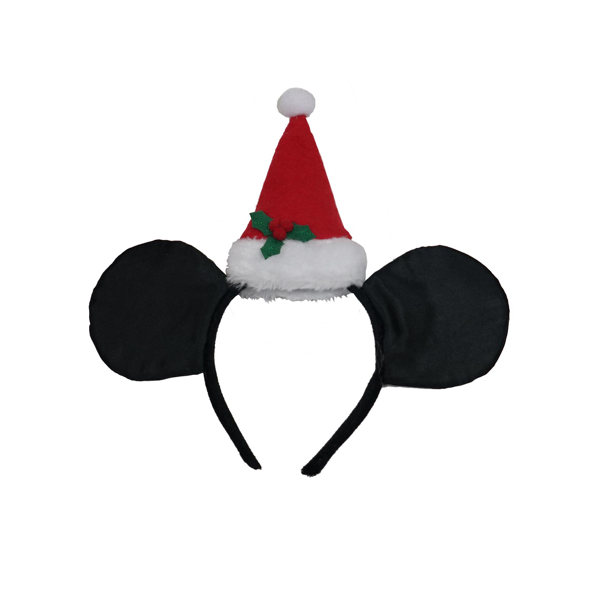 Disney 8 Mickey Christmas Headband