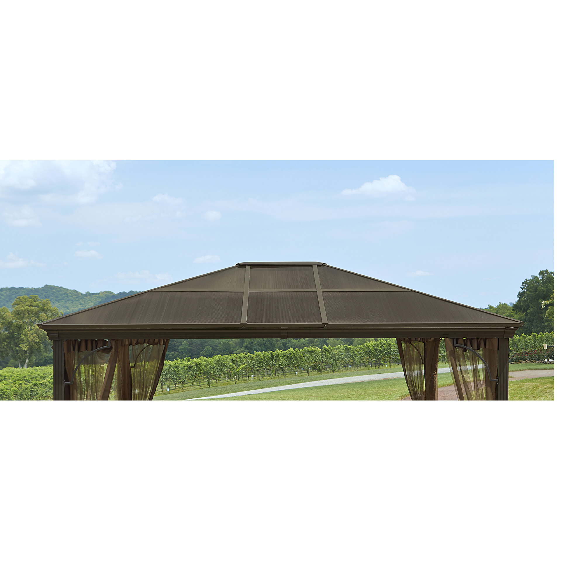 Grand Resort Replacement Polycarbonate Roof Tiles