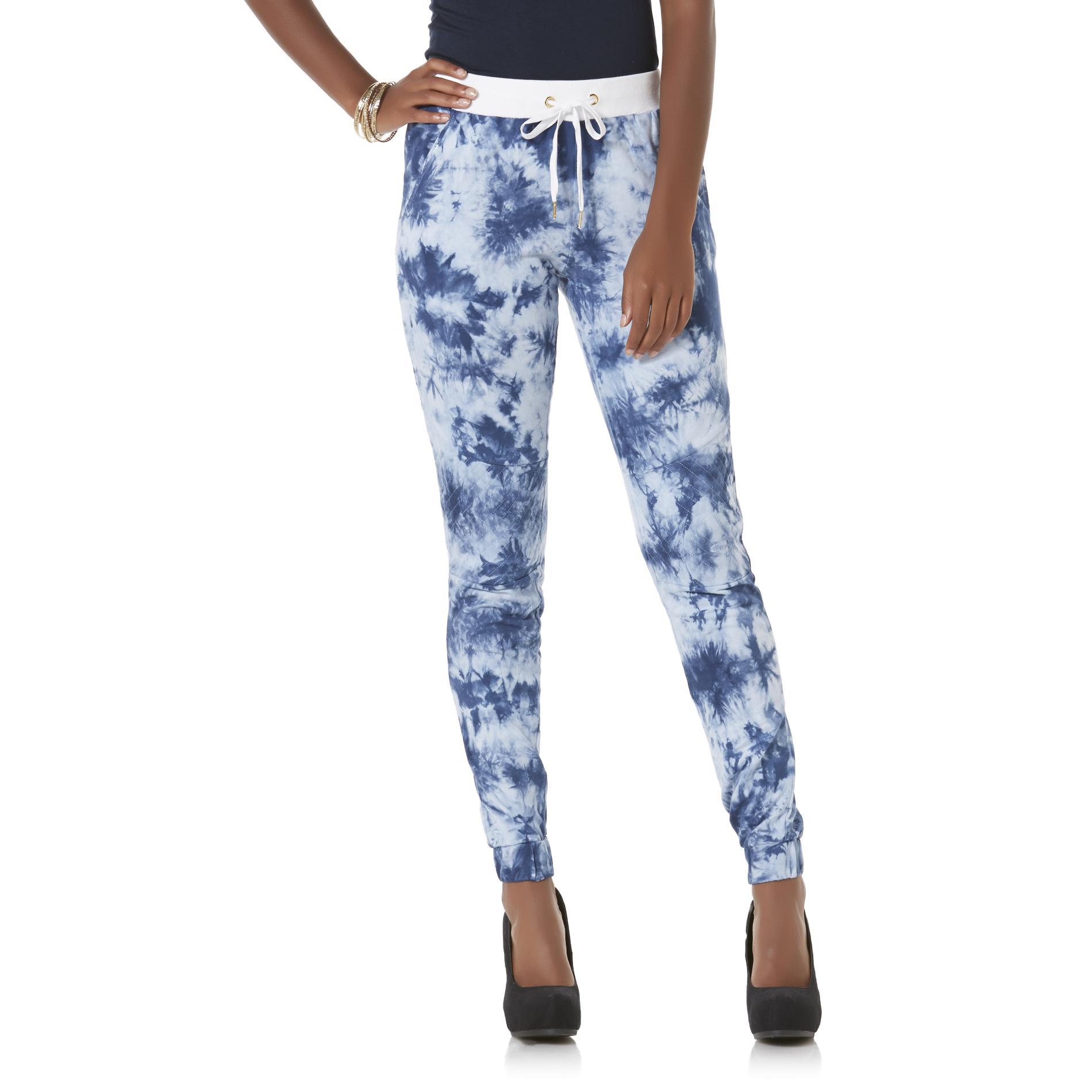 Nicki Minaj Women's Jogger Pants - Tie Dye