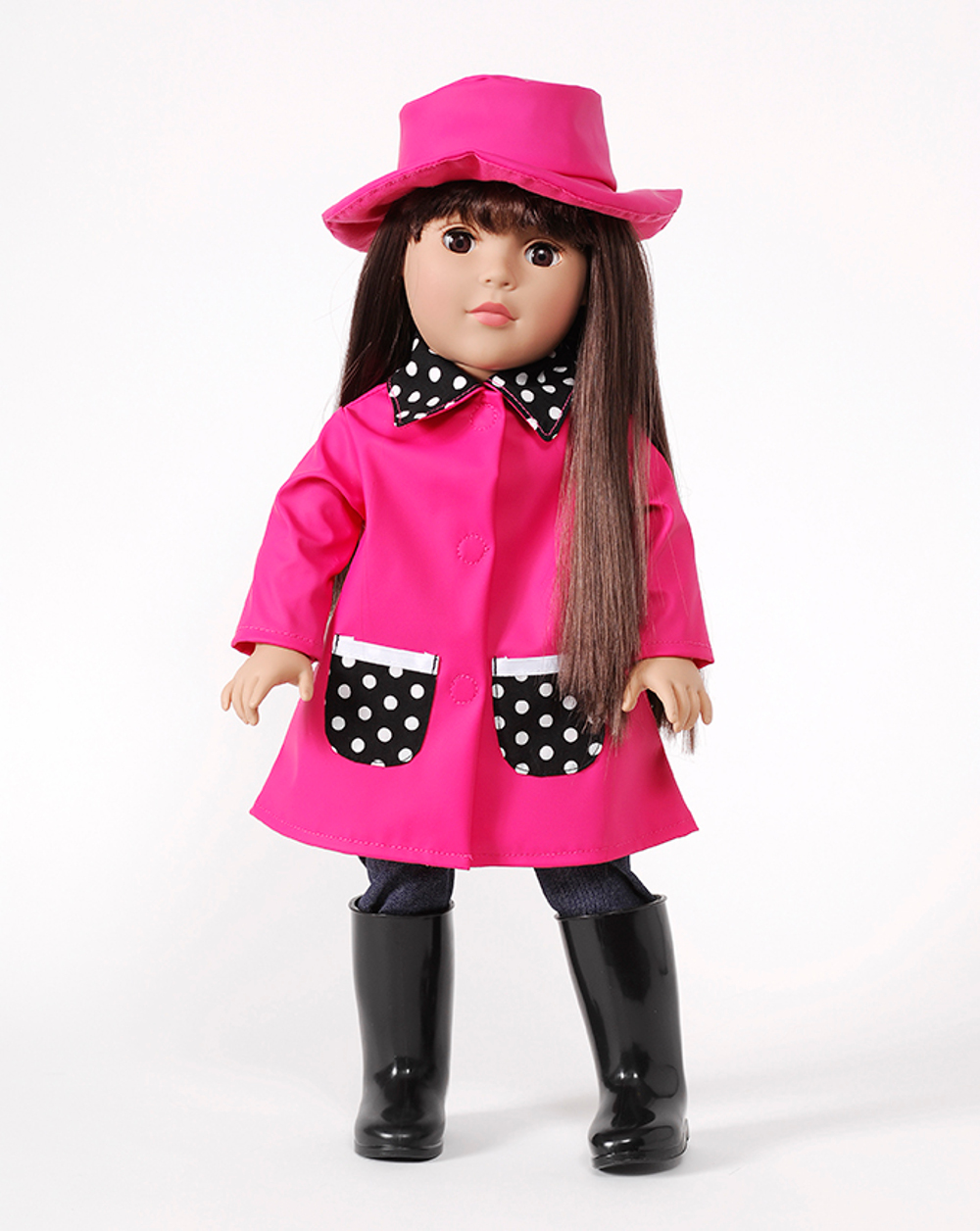 Dollie Amp Me 18 Raincoat Doll Toys Amp Games Dolls