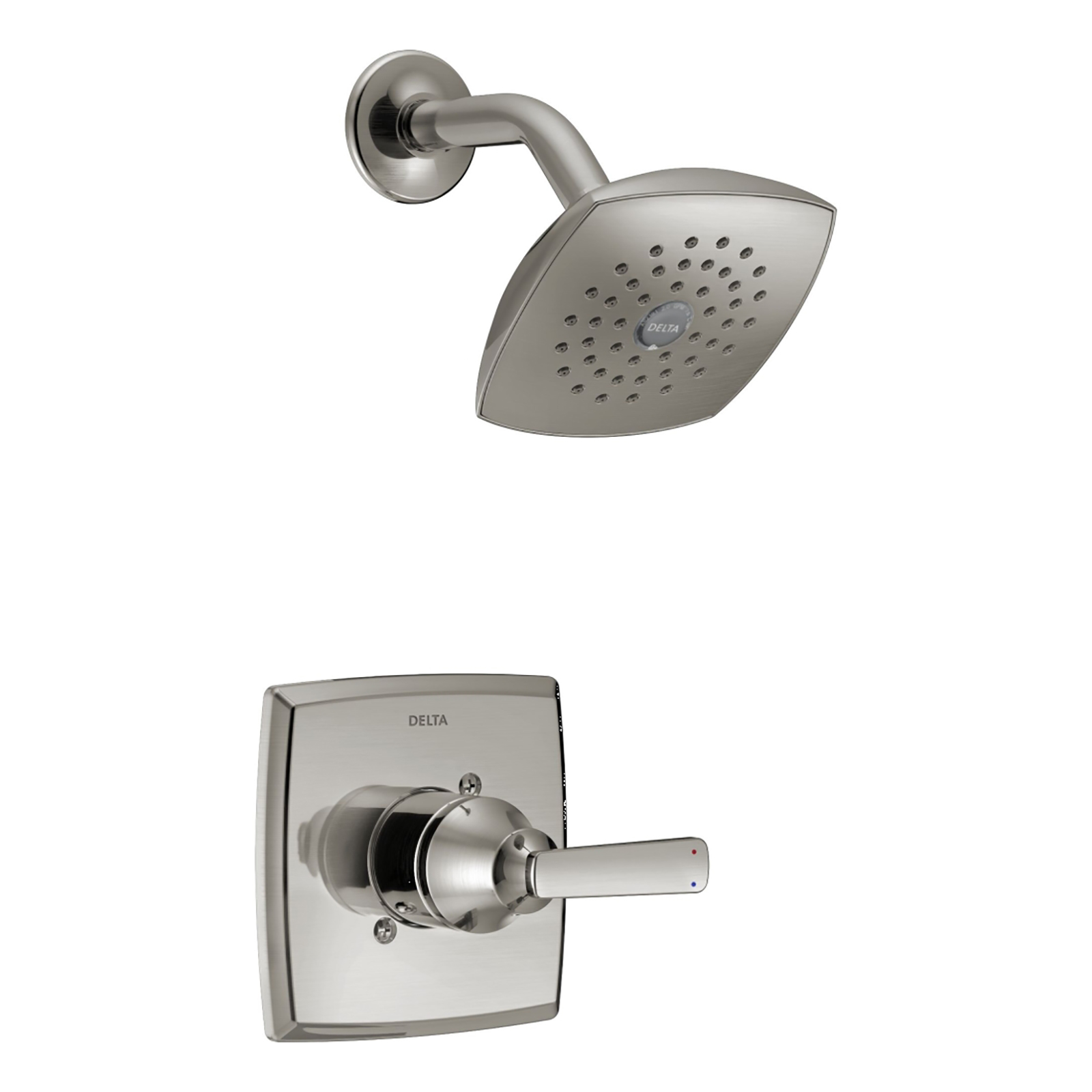 Delta Faucet Ashlyn 6 Shower Faucet Trim Kit Sears