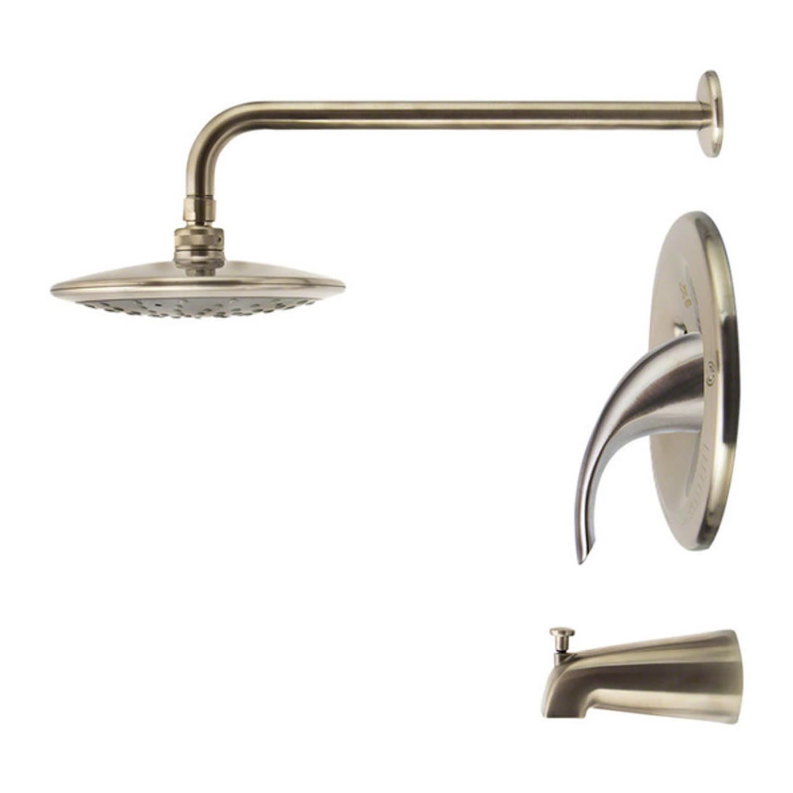 Sir Faucet 750bn 3pc 15 Rain Head Shower Set Sears