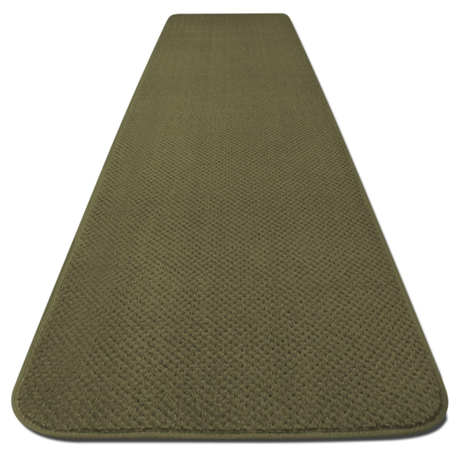 olive green bath rugs