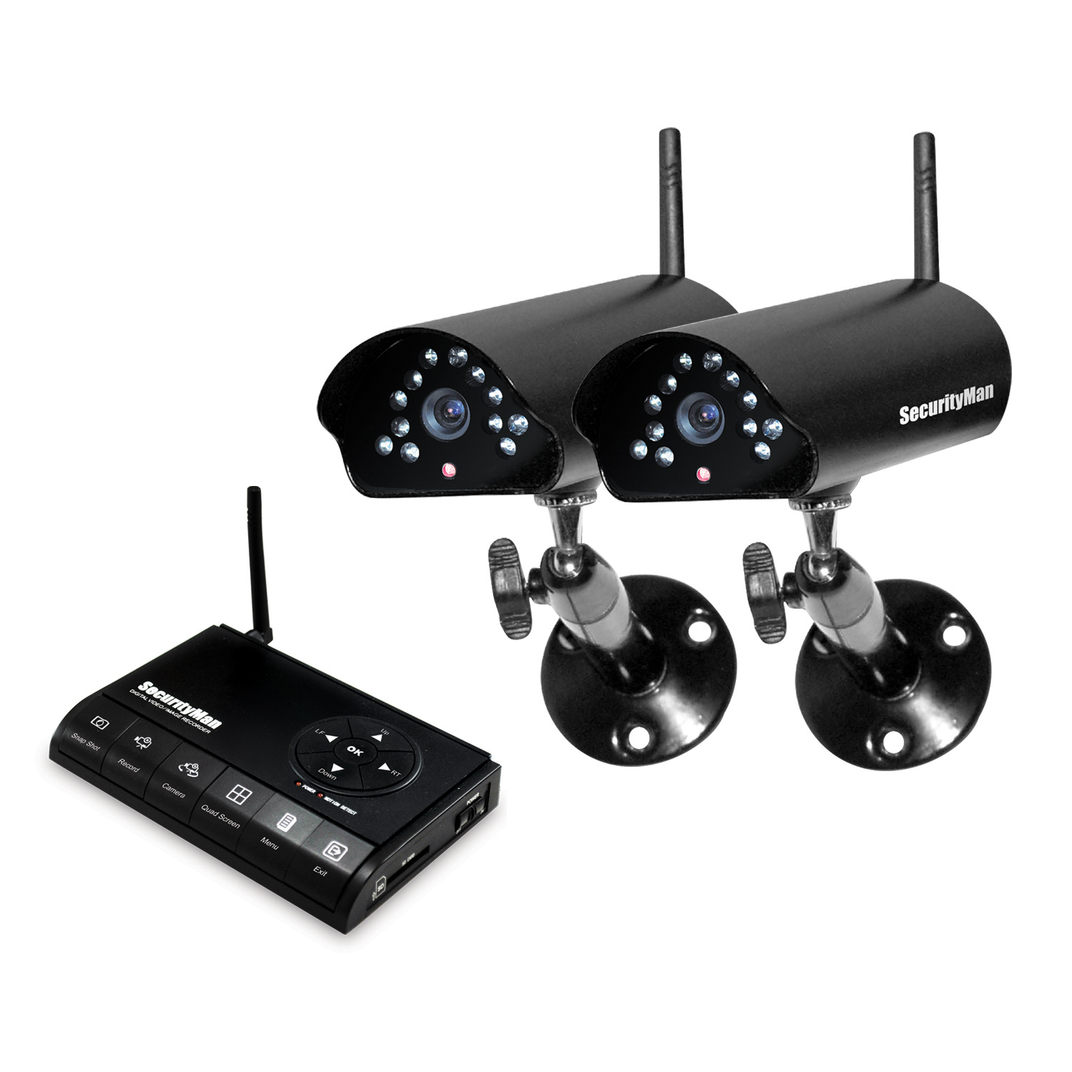 Wireless Security Cameras Audio