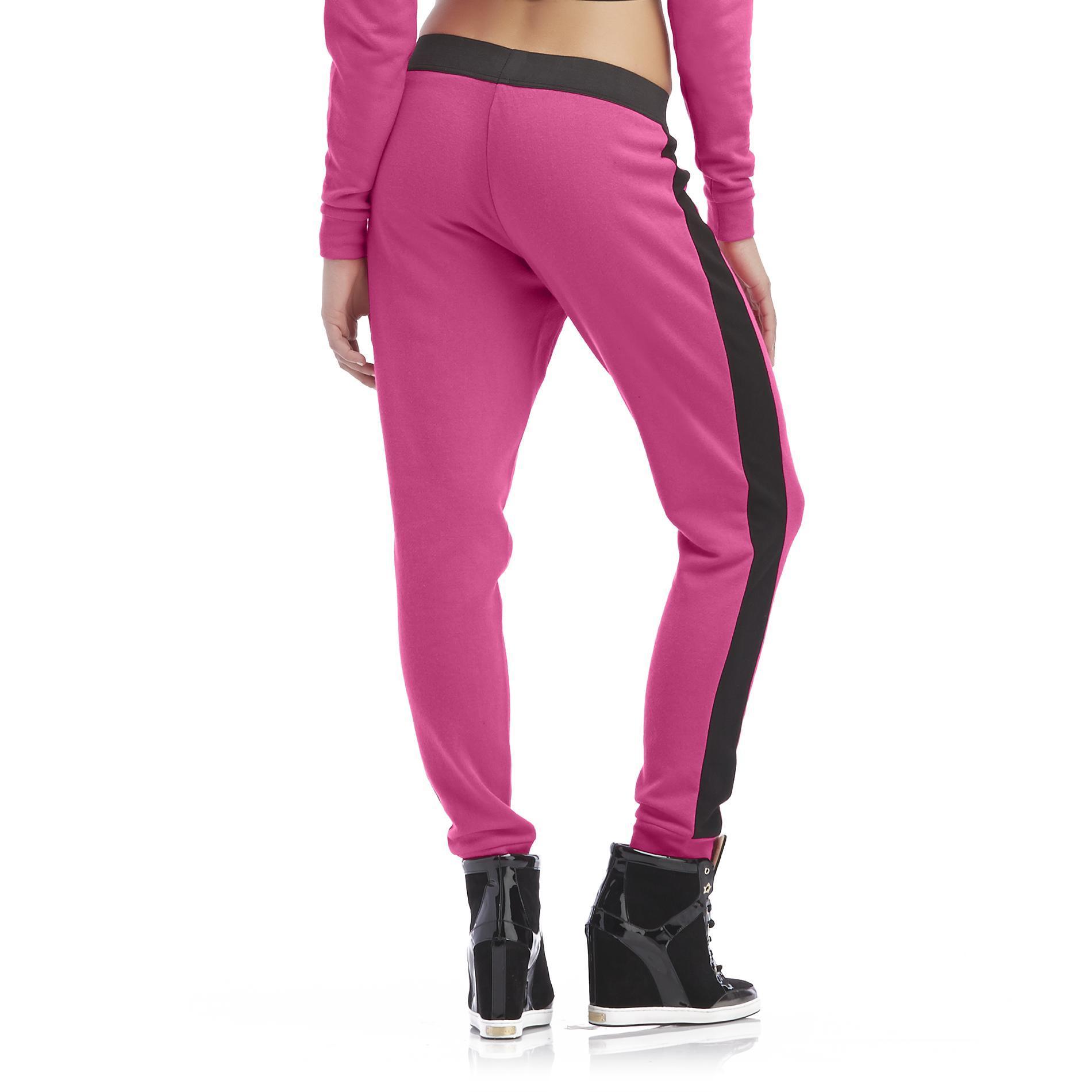 Nicki Minaj Women's Sweatpants - Colorblock