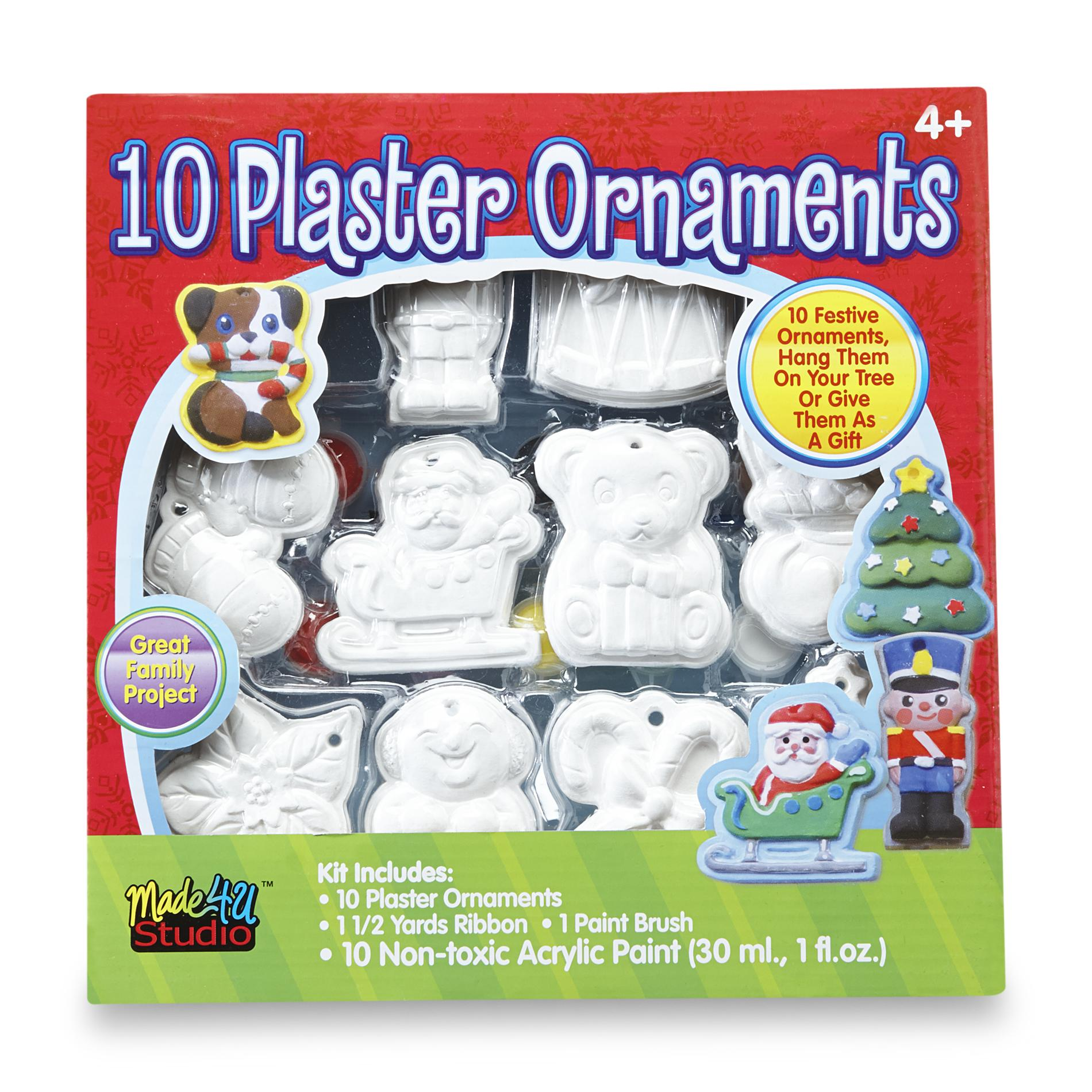 Ready Paint Plaster Ornaments