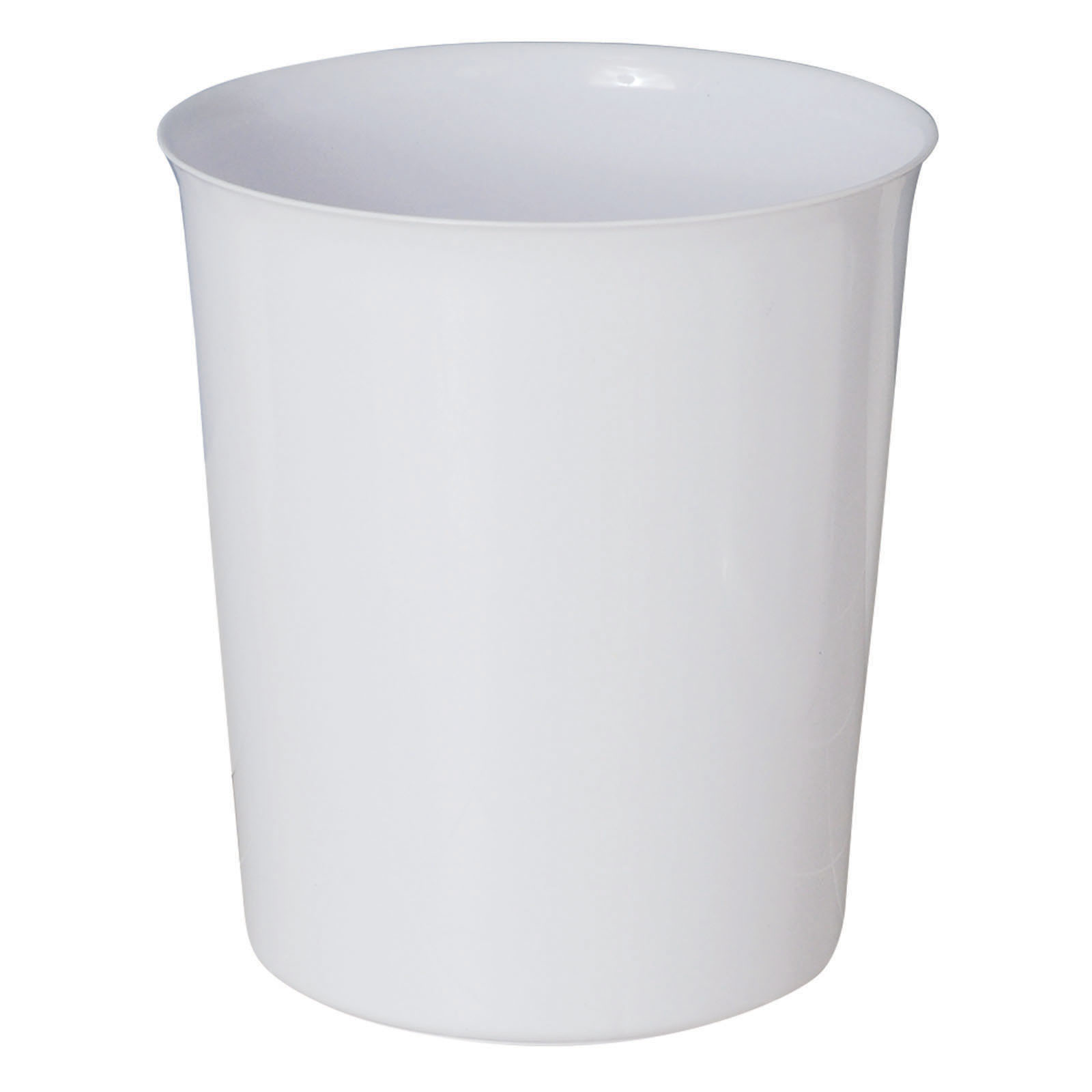 Small Covered Wastebasket