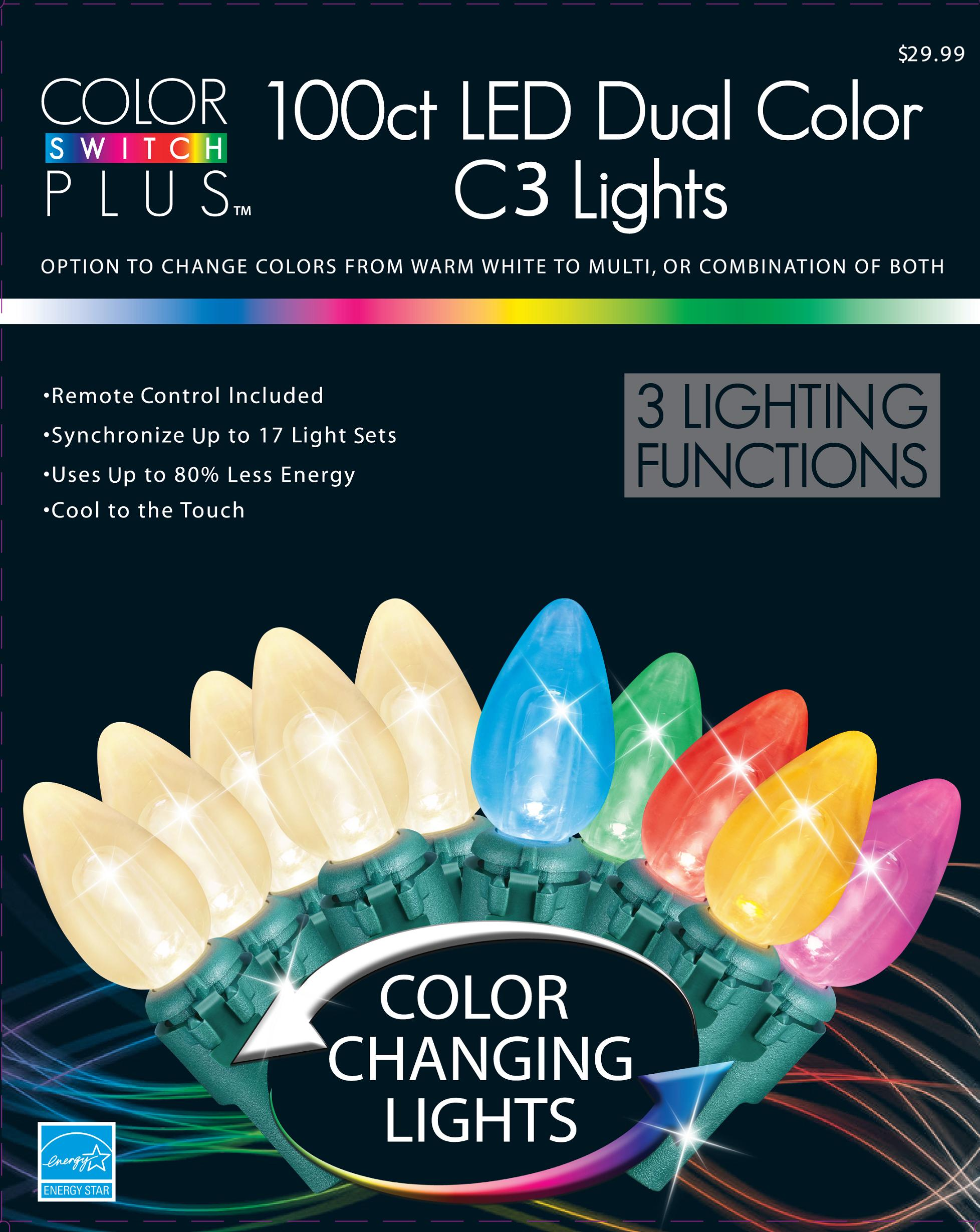 C3 Led Christmas Lights