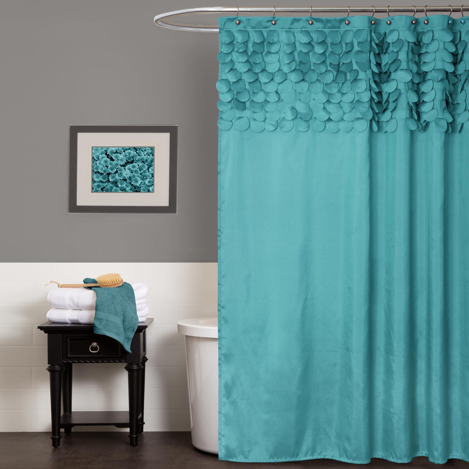 Lush Decor Lillian Shower Curtain Home Bed Amp Bath Bath Bathroom Accessories Bath
