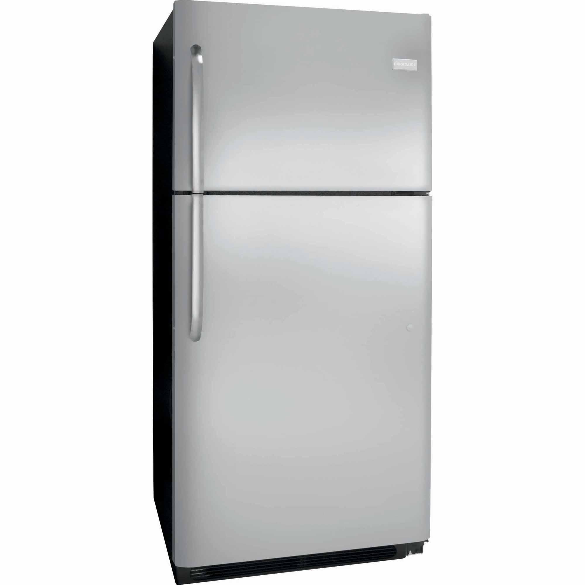 Frigidaire FFTR2021QS 204 Cu Ft Top Freezer