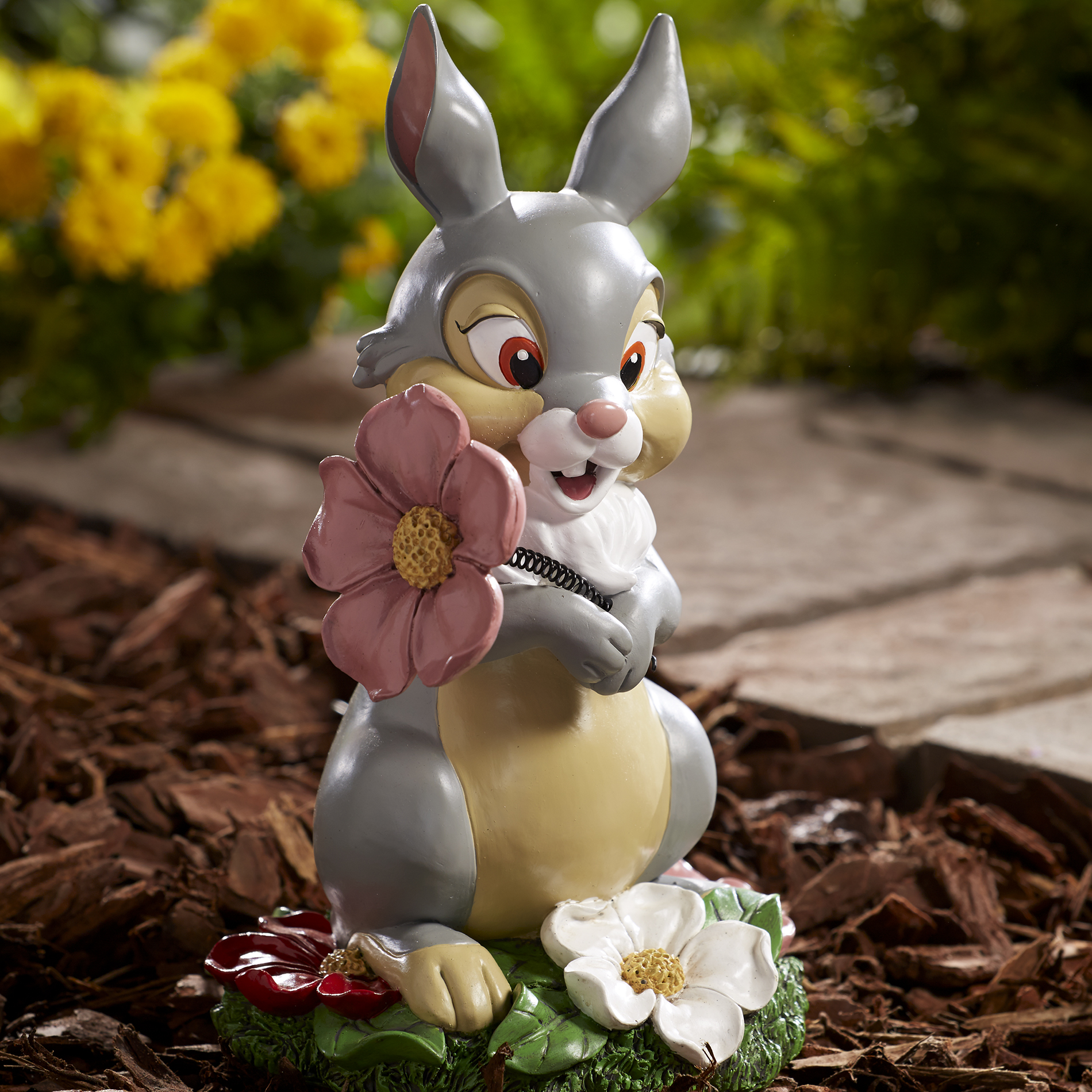 Disney Flower And Garden Statues