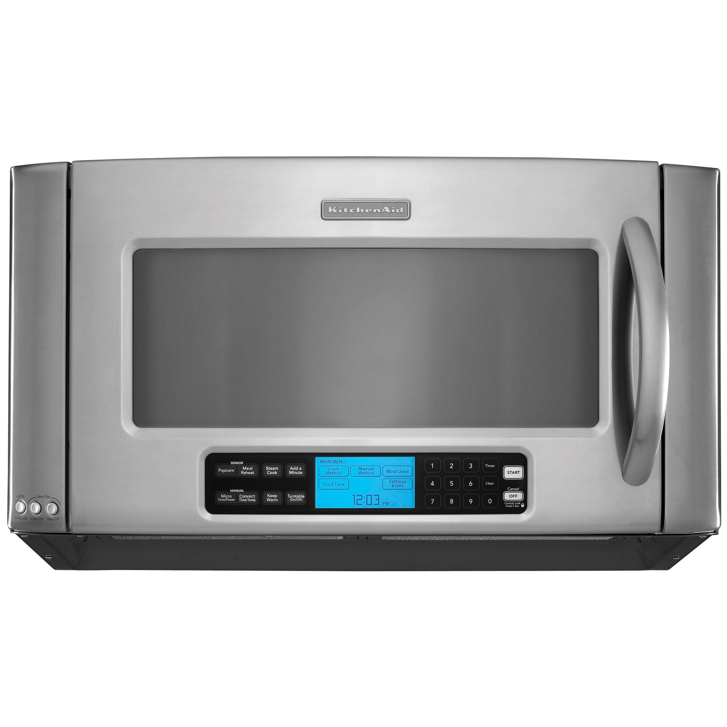 kitchenaid drawer microwave august 2013