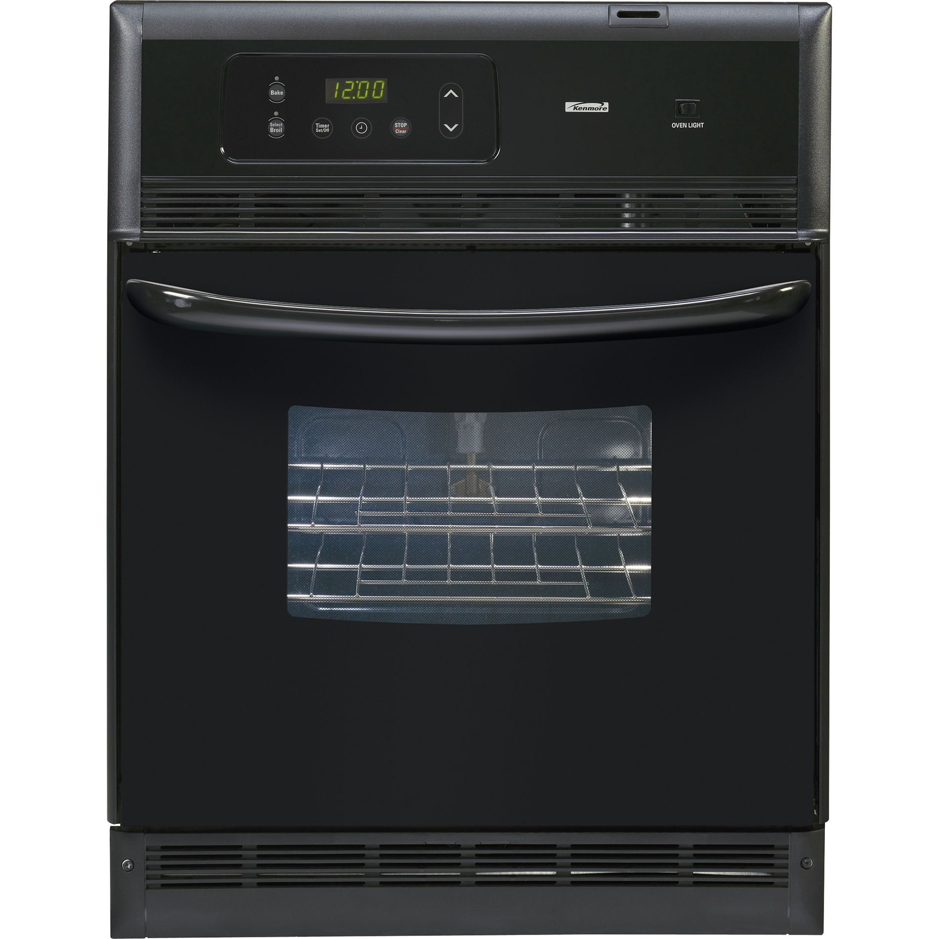 Kenmore 40439 24 Manual Clean Wall Oven