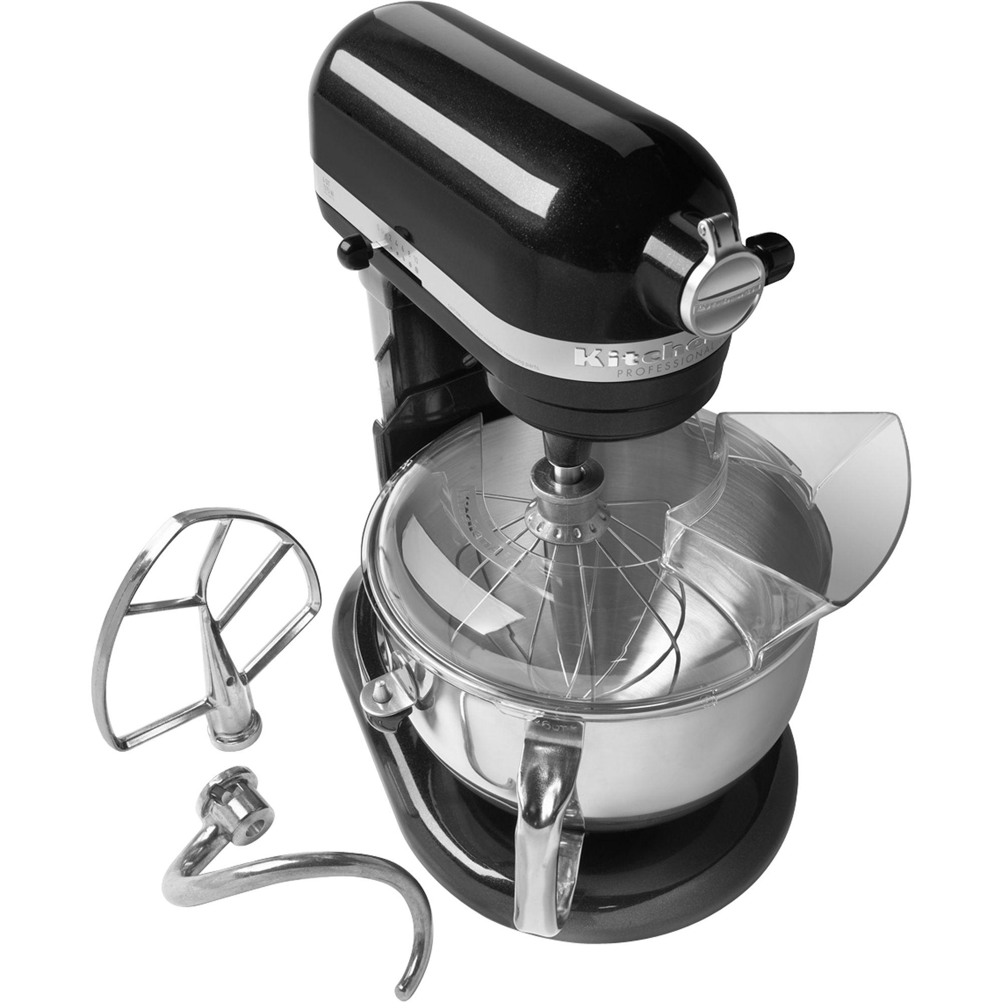KitchenAid KP26M1XCV Professional 600 6 Qt Caviar Stand Mixer