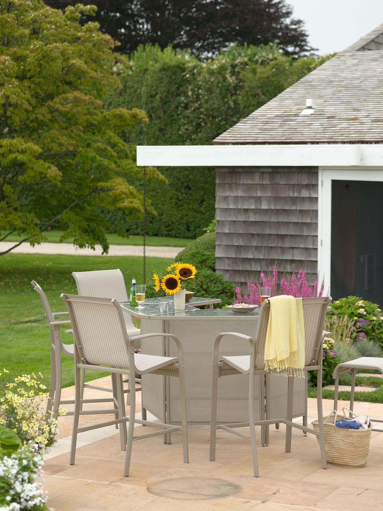 Martha Stewart Everyday Garden Melrose Bar - Outdoor ... on Martha Living Patio id=83849