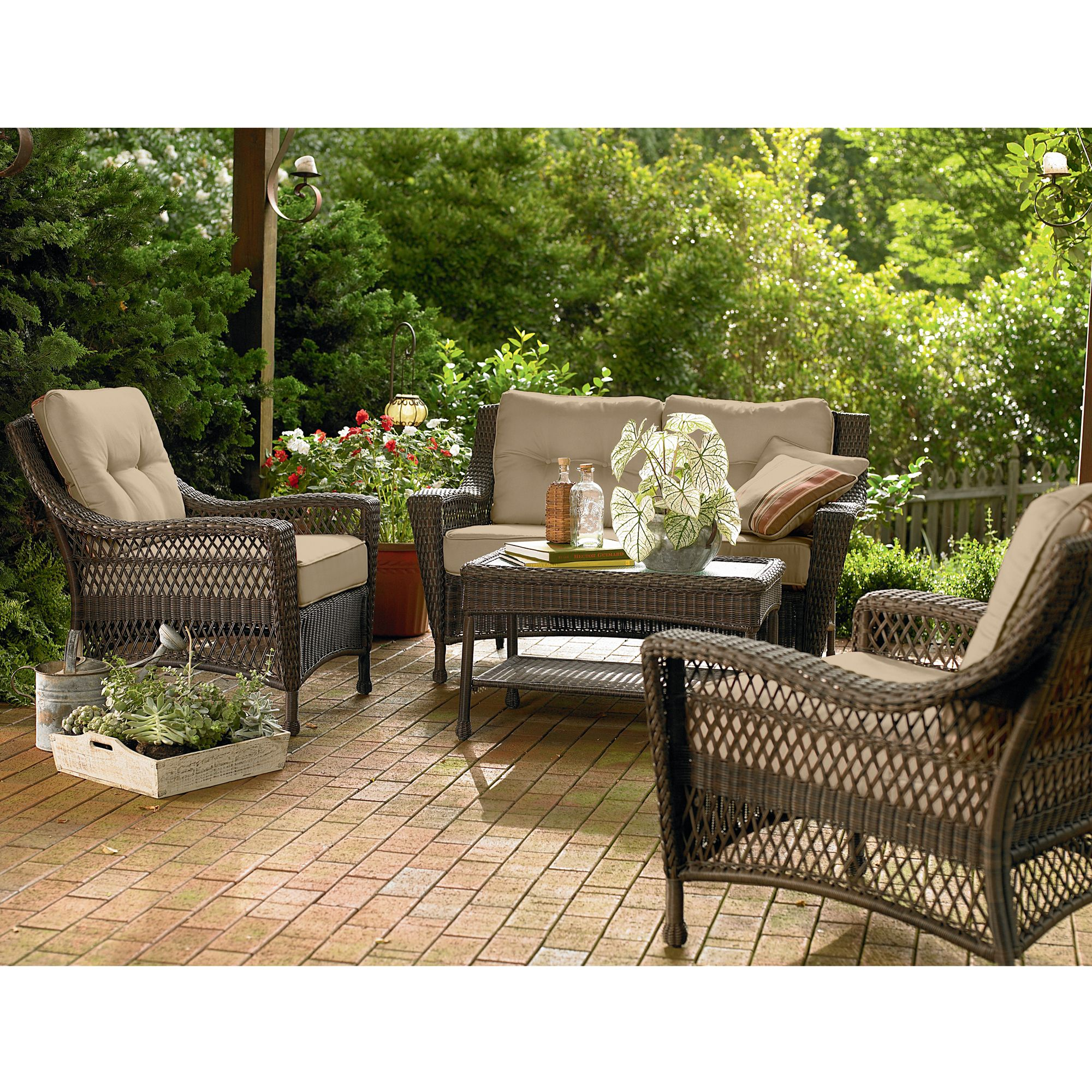 Country Living Concord Deep Seat Patio Set - Outdoor ... on Casual Living Patio id=32706
