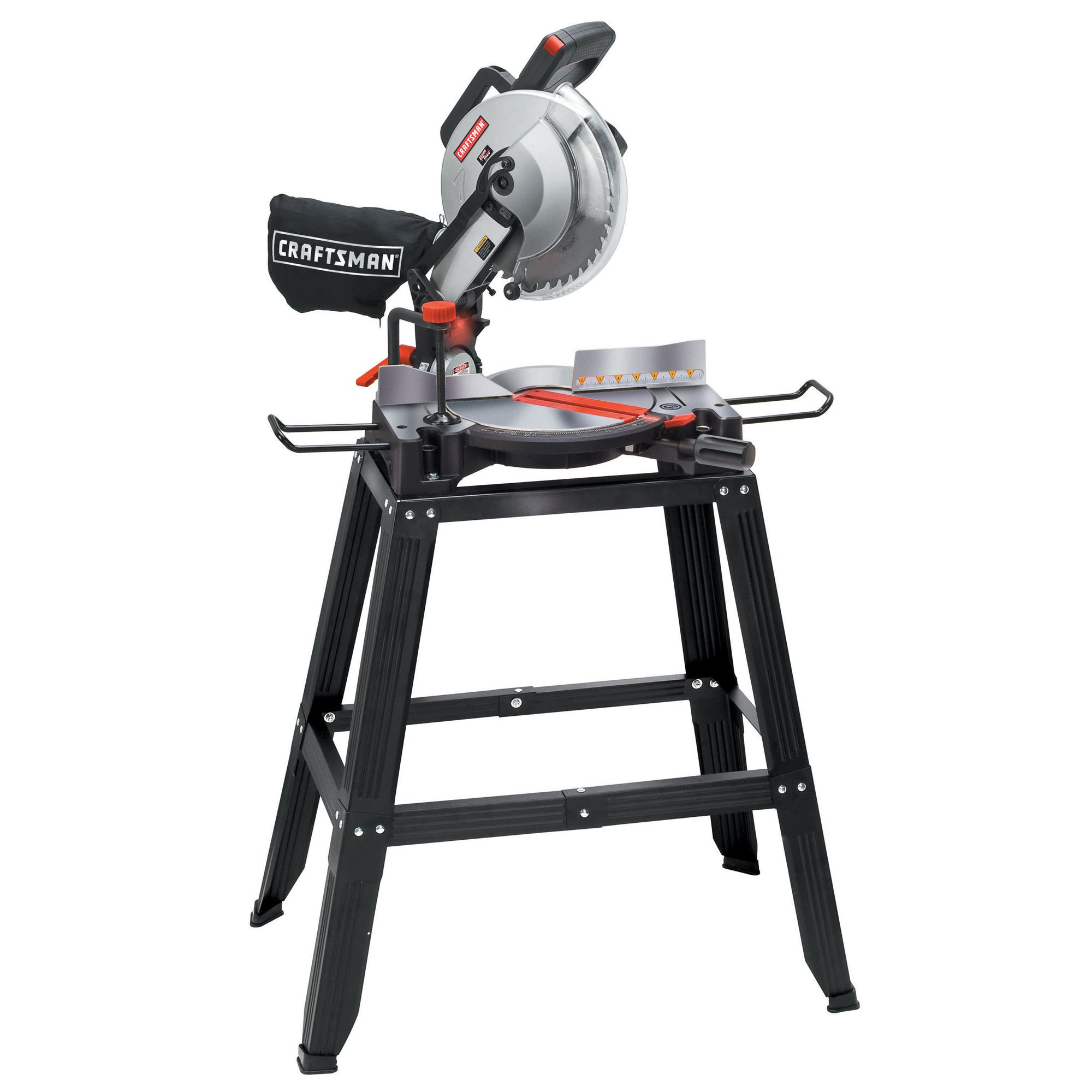 Craftsman 10 Compound Miter Saw With Stand