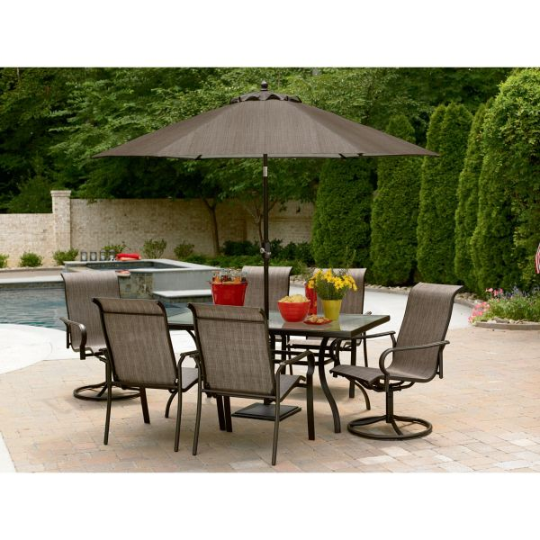 sears patio furniture dining sets Garden Oasis East Point 7 Pc. Dining Set* | Shop Your Way