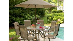 Garden Oasis Grandview 7 Pc Dining Set