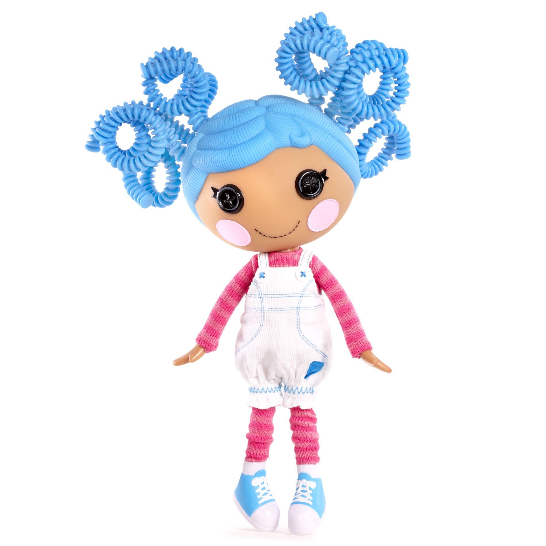 Lalaloopsy Doll The World Of Lalaloopsy From Kmart
