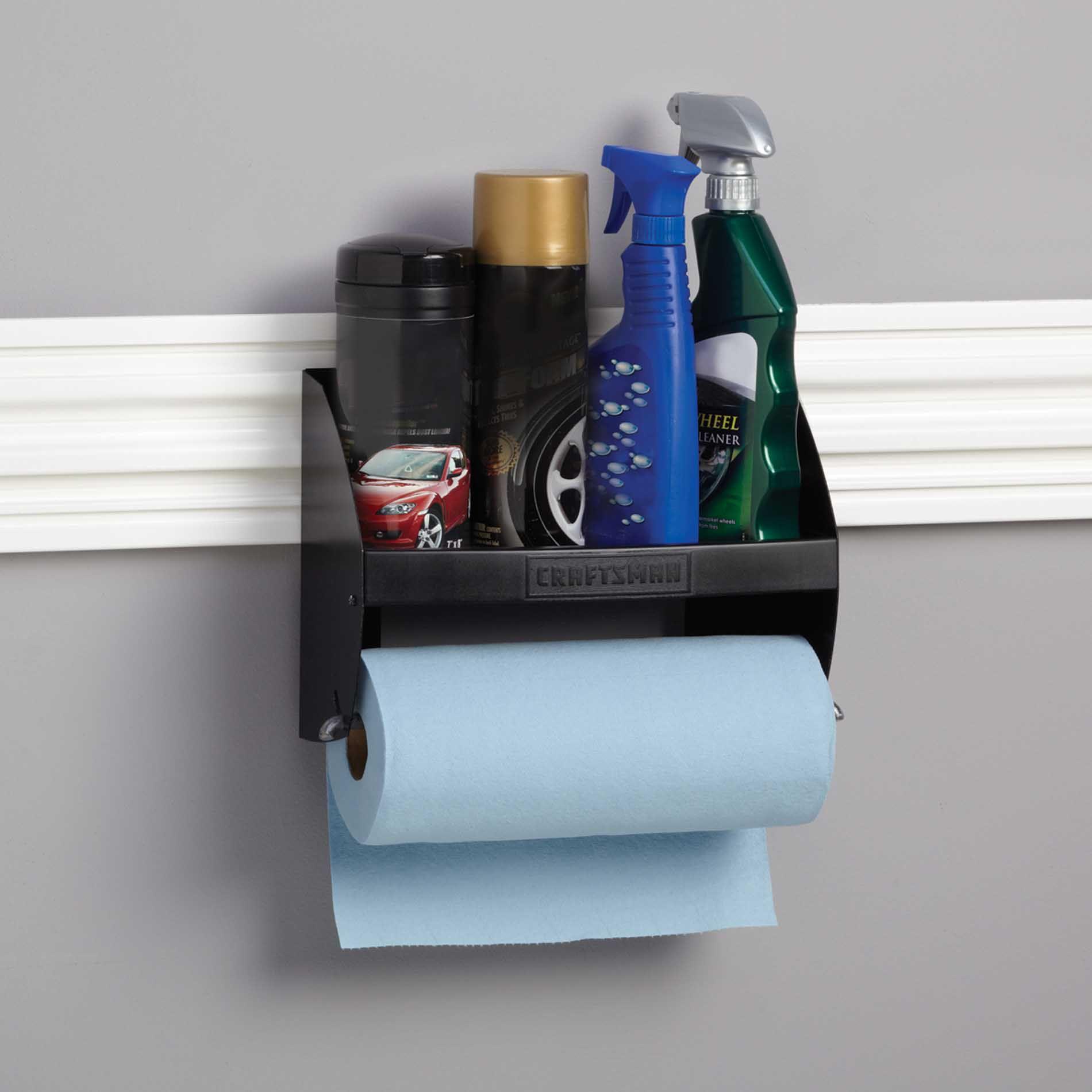 Craftsman Hooktite Paper Towel Holder For VersaTrack