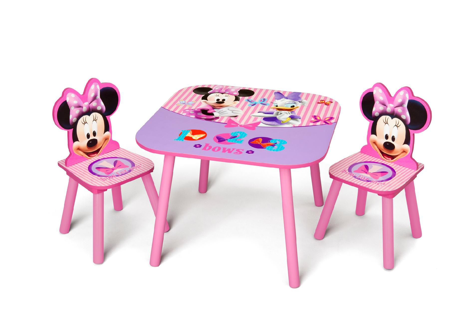 Delta Children Minnie Mouse Table Amp Chair Set