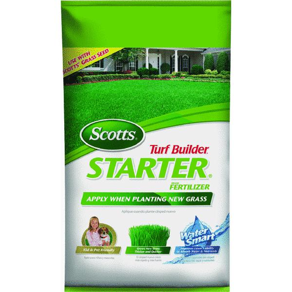 Scotts Fertilizer Plan