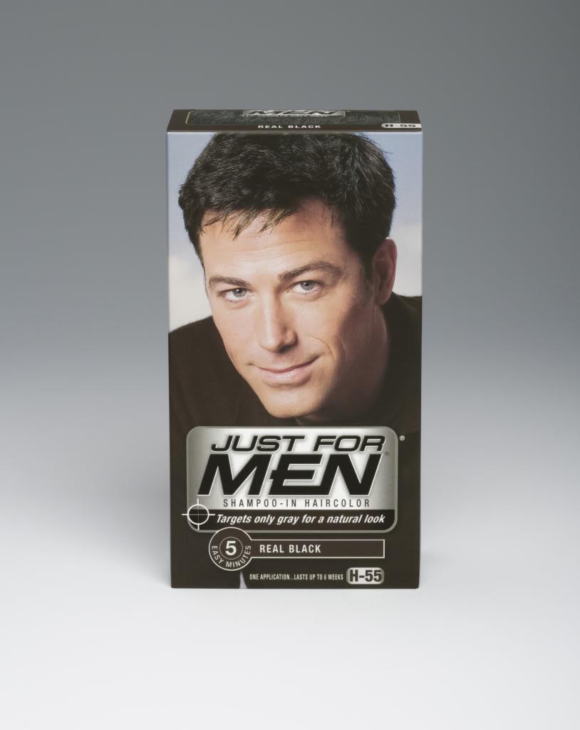 Hair Color Just Men