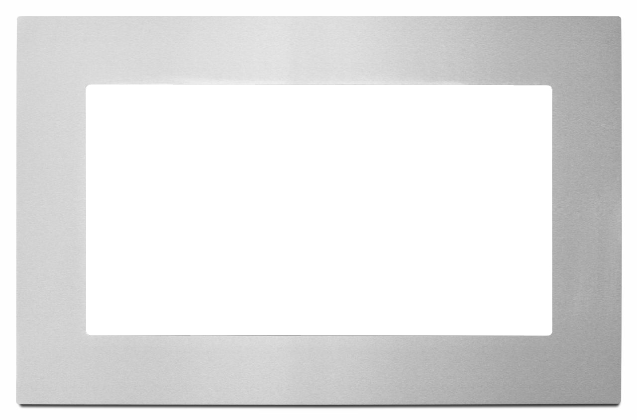 27 countertop microwave trim kit