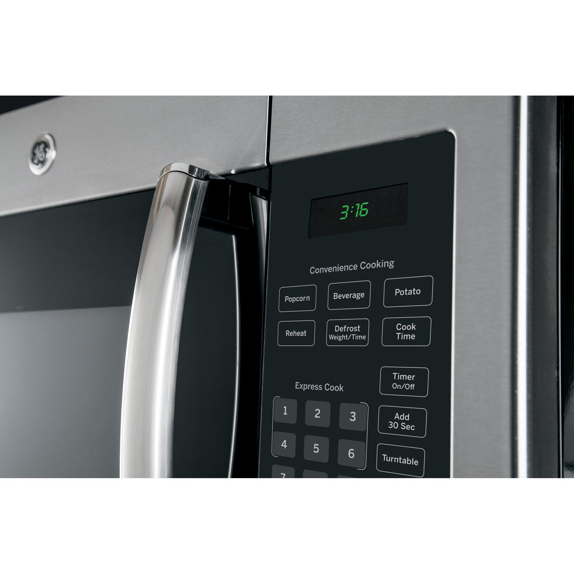 ge appliances jvm3160rfss 1 6 cu ft