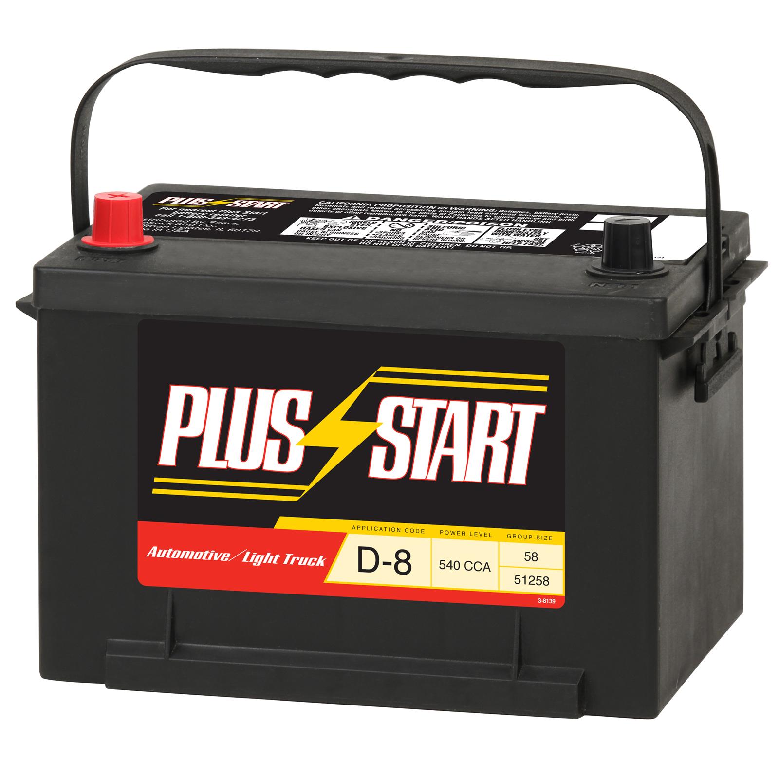 Walmart Automotive Batteries