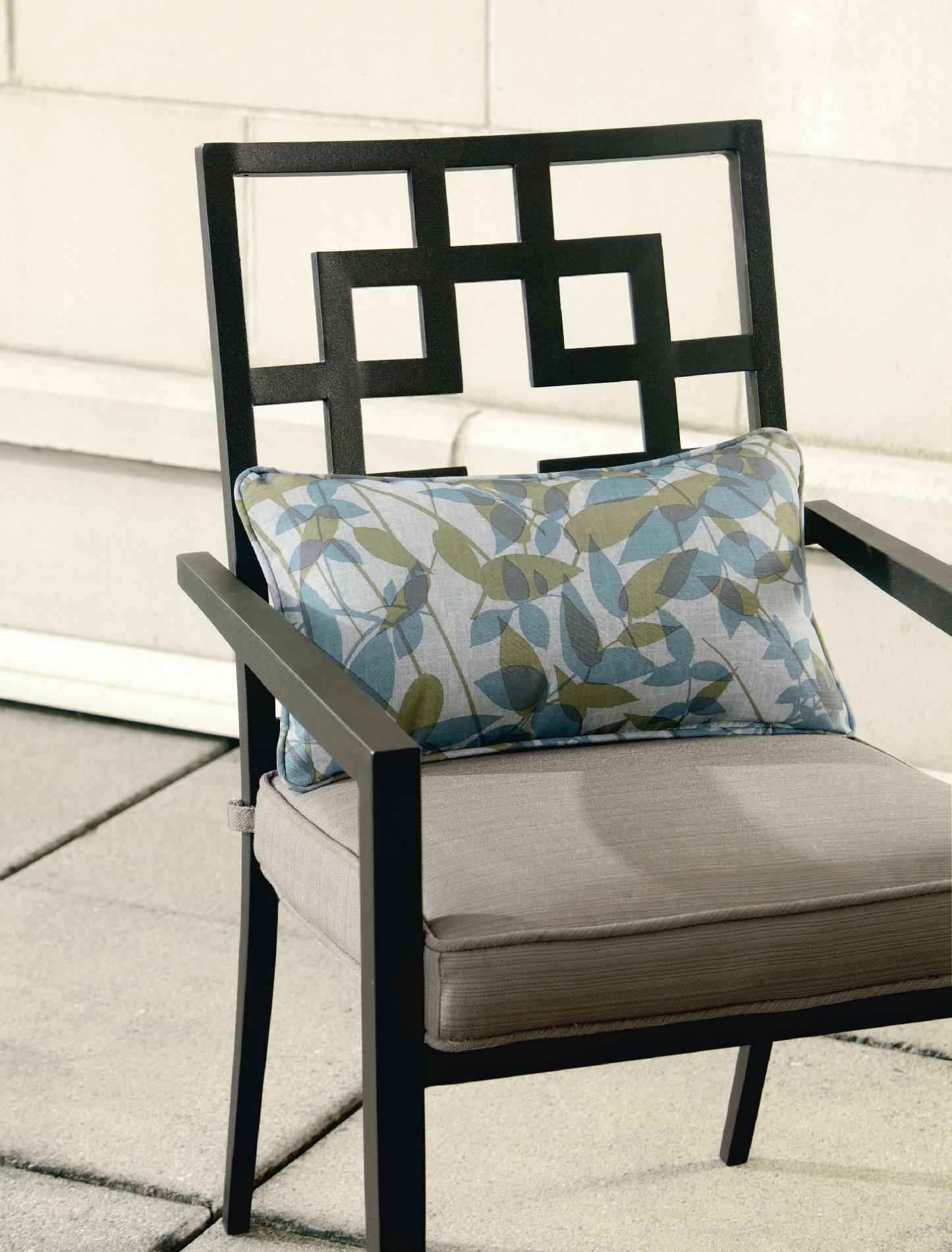 Ty Pennington Style Jefferson 7 Piece Cushion Dining Set