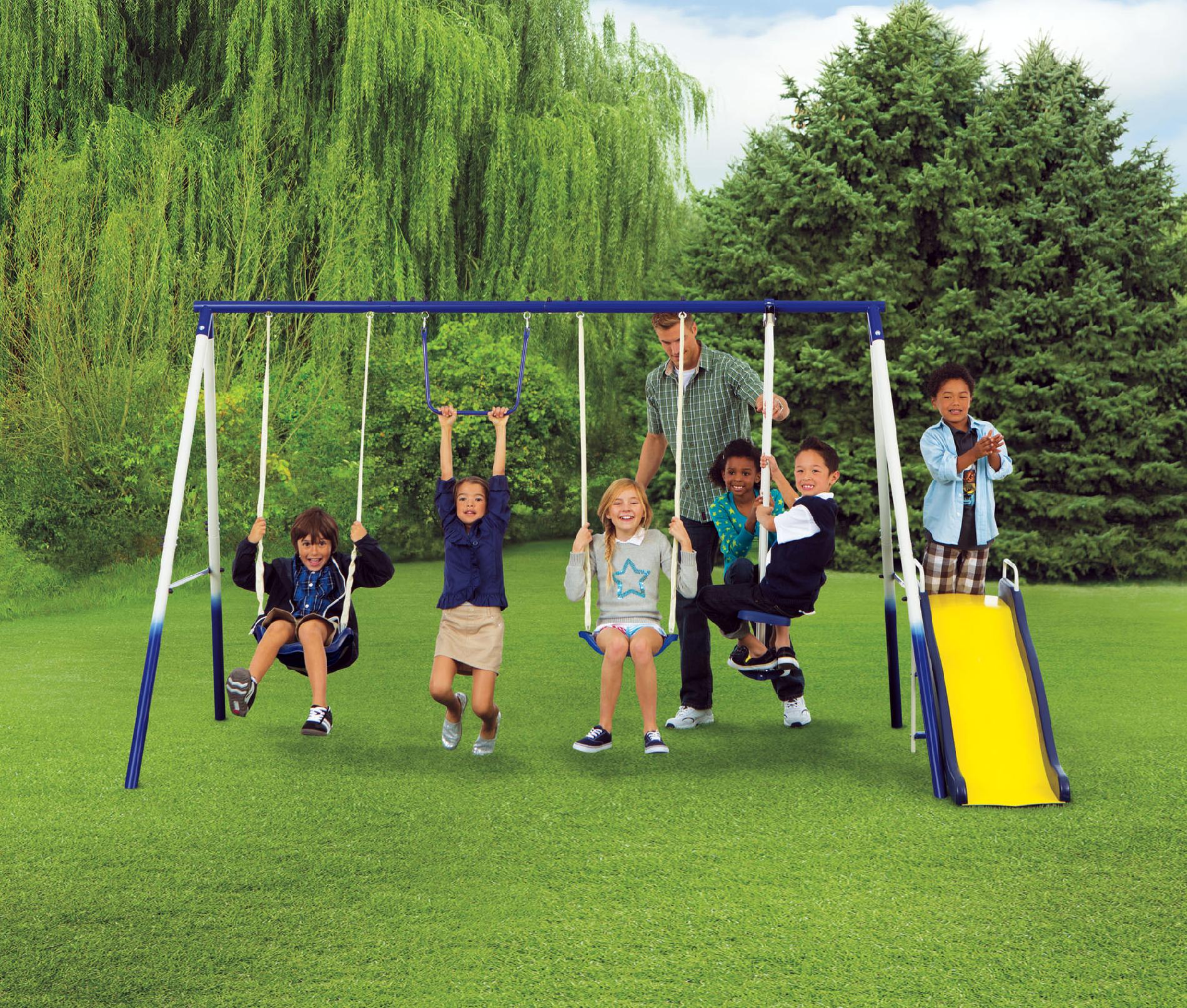 Small Swing Sets