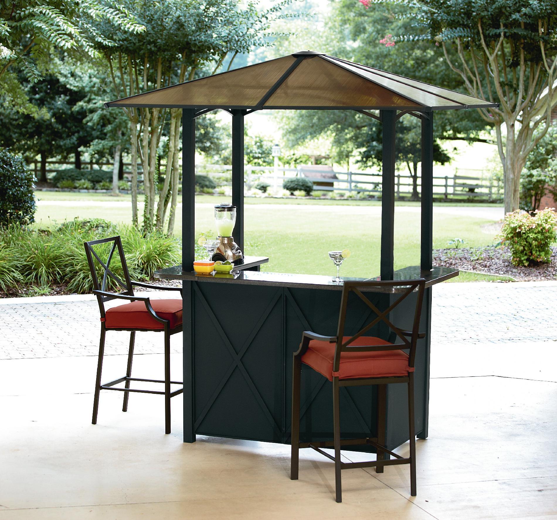 From The Desk of ElleDeeEsse: Outdoor Bar Ideas on Portable Backyard Bar id=34786