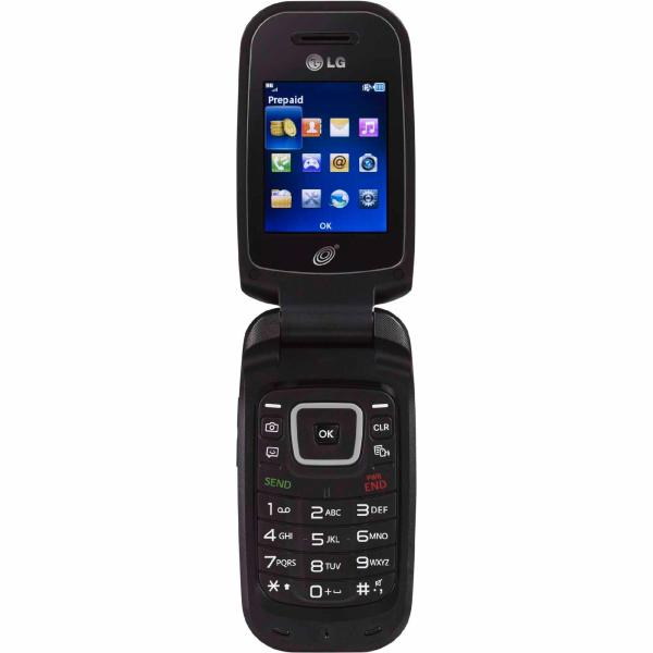NET10 LG 620G Pre-Paid Cell Phone - TVs & Electronics ...