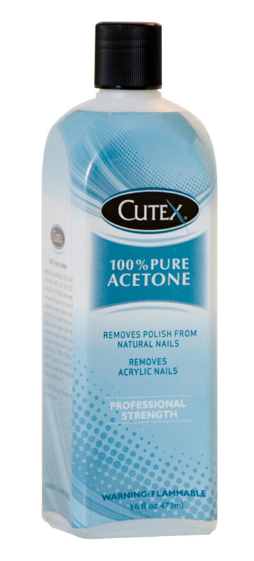 Nail Polish Acetone