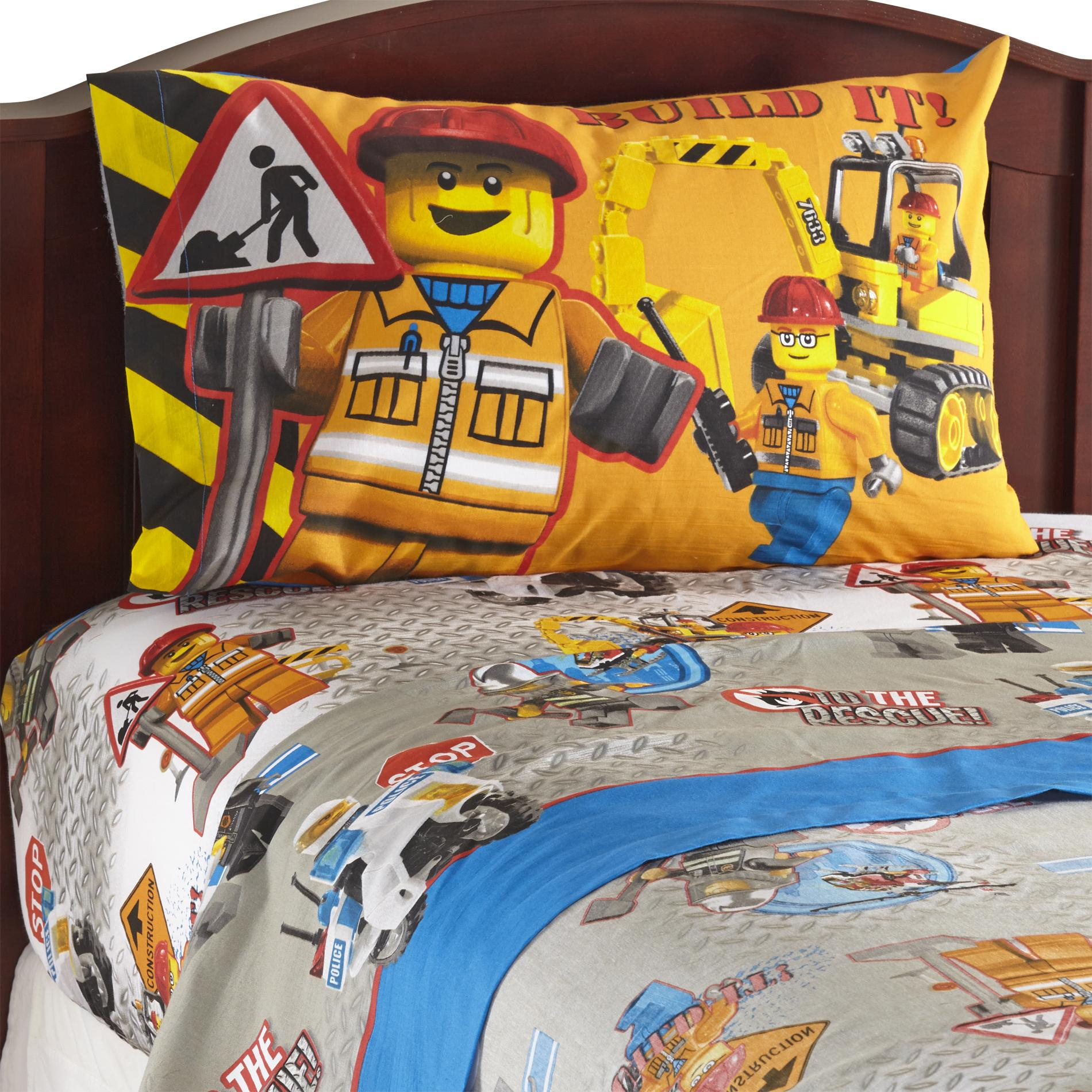 Lego Boy S Sheet Set Home Bed Amp Bath Bedding Sheets