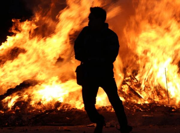 В России появилась медаль «За отвагу на пожаре» • Новости ...